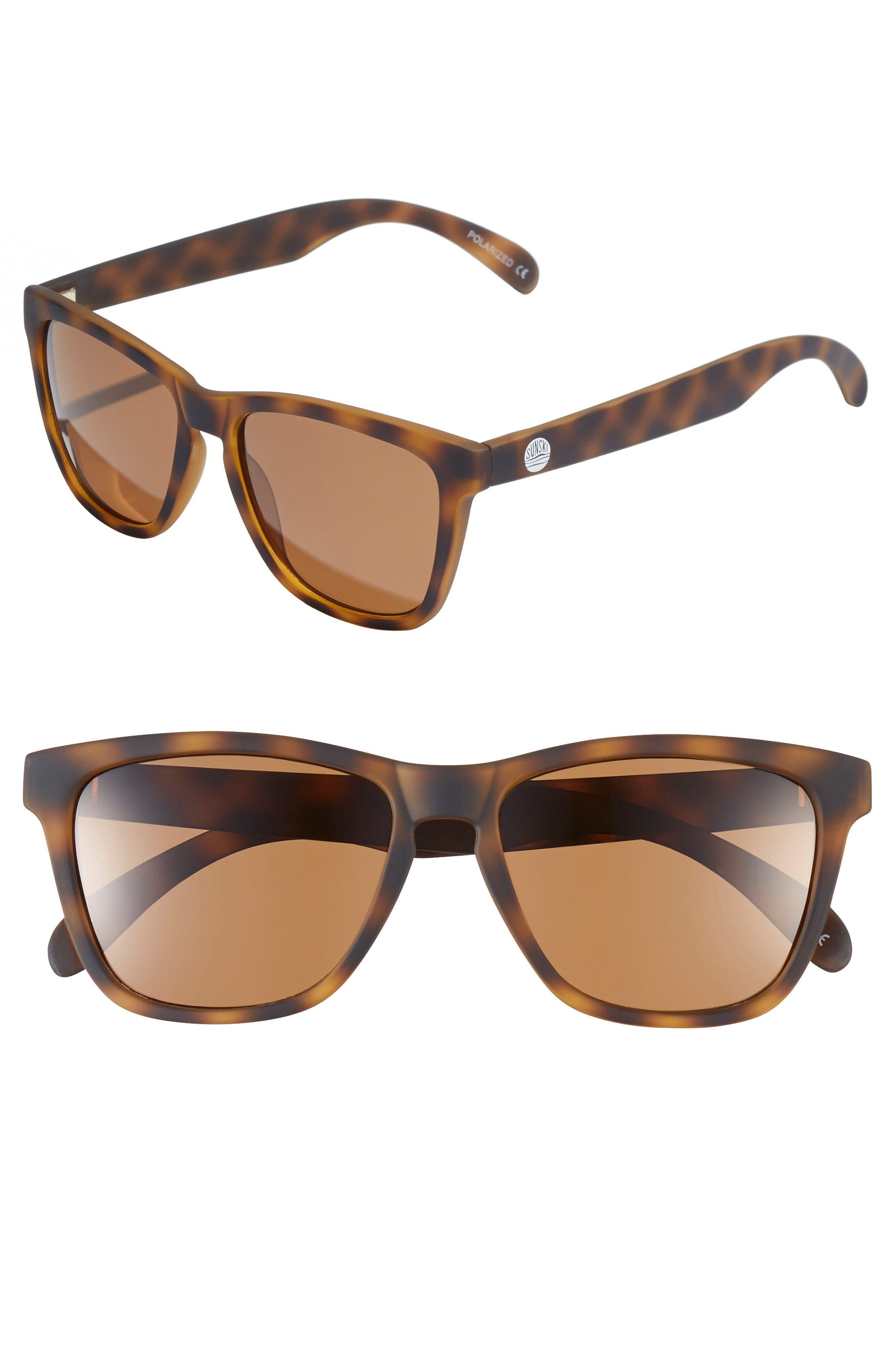 SUNSKI Madrona 53mm Polarized Sunglasses