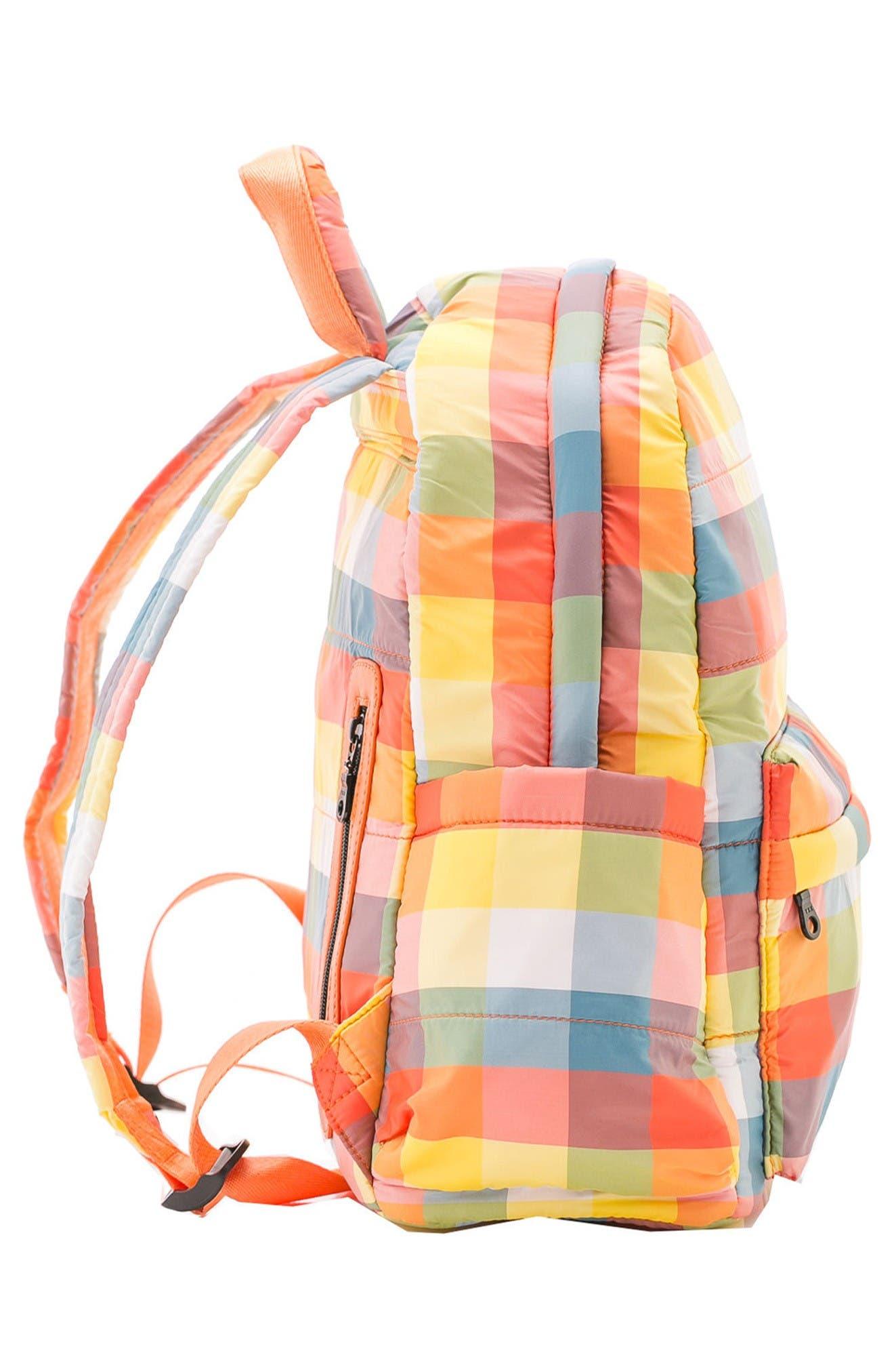 Alternate Image 3  - HARU Print Water Repellent Diaper Backpack