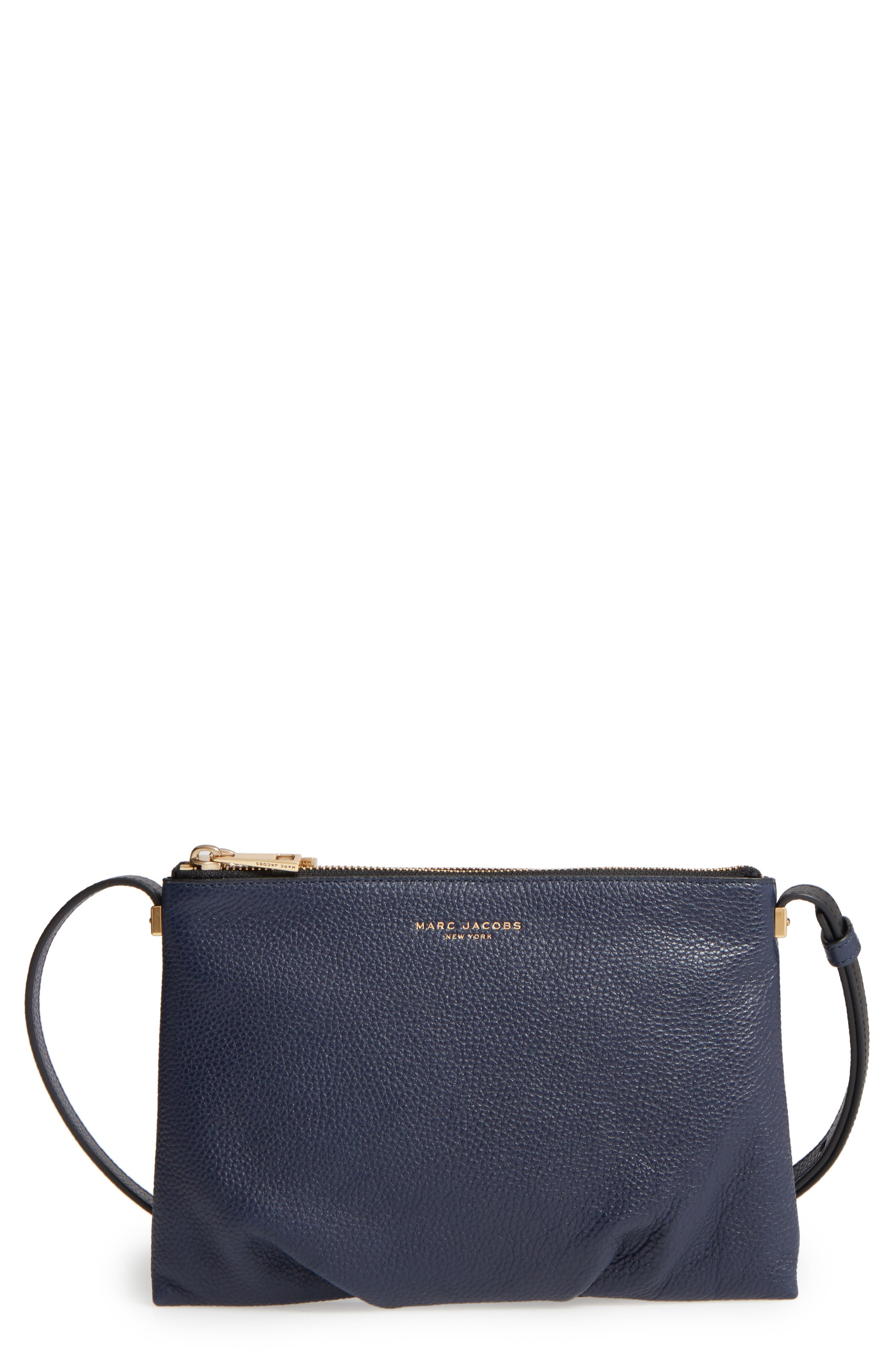 MARC JACOBS The Standard Leather Crossbody Bag
