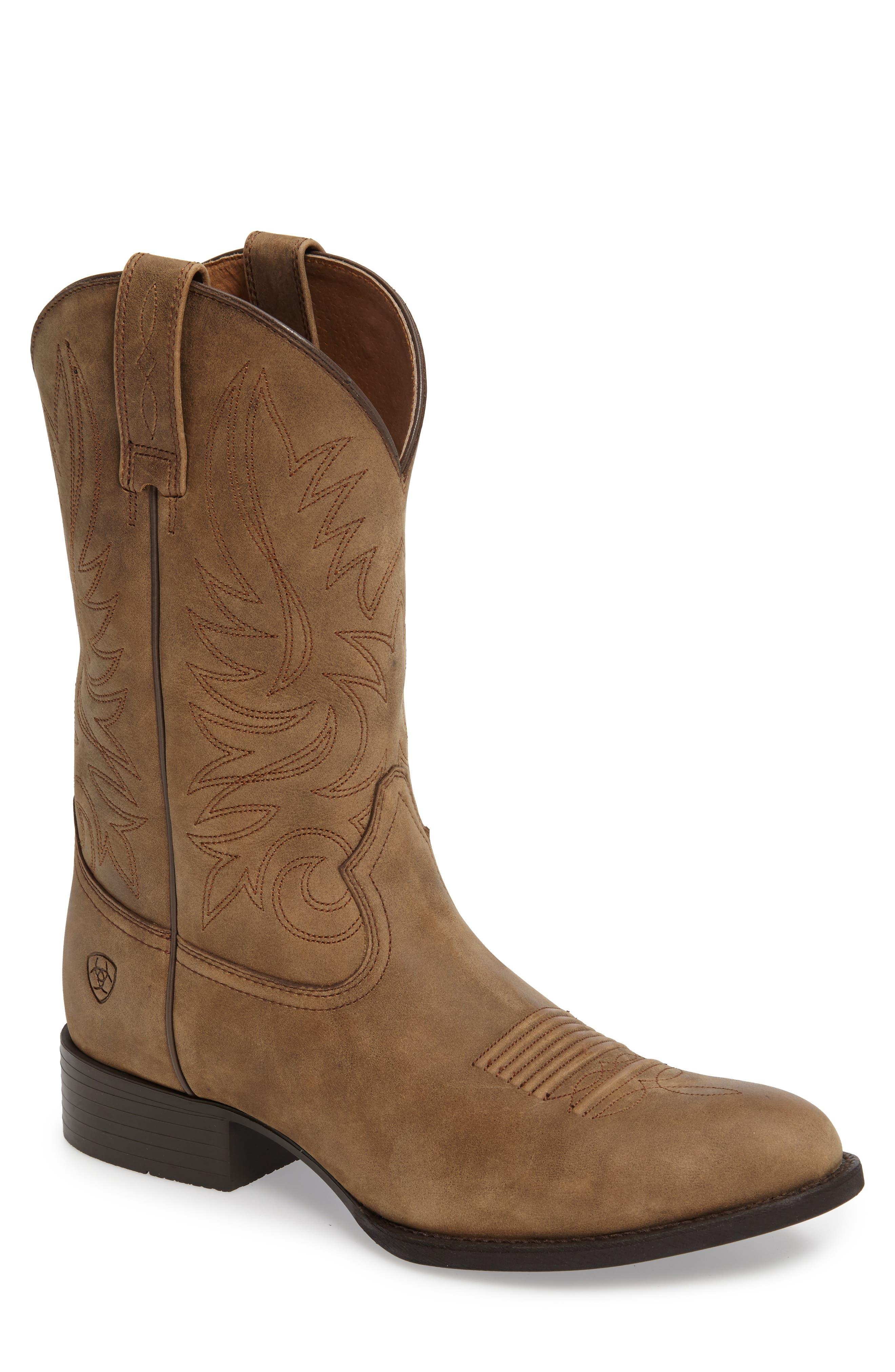 Ariat Heritage Hickok Trail Cowboy Boot (Men)