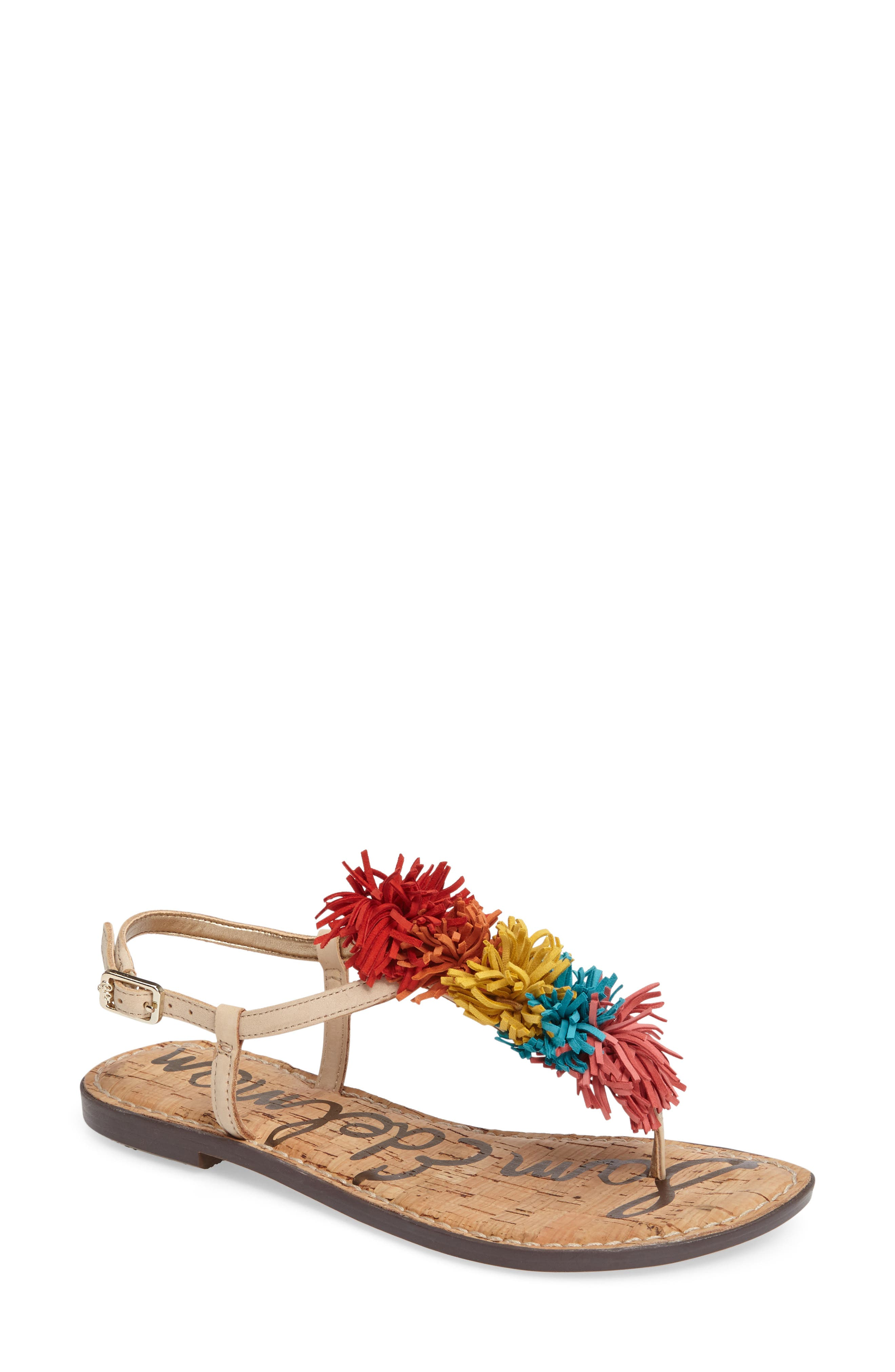 Alternate Image 1 Selected - Sam Edelman Gates Sandal (Women)