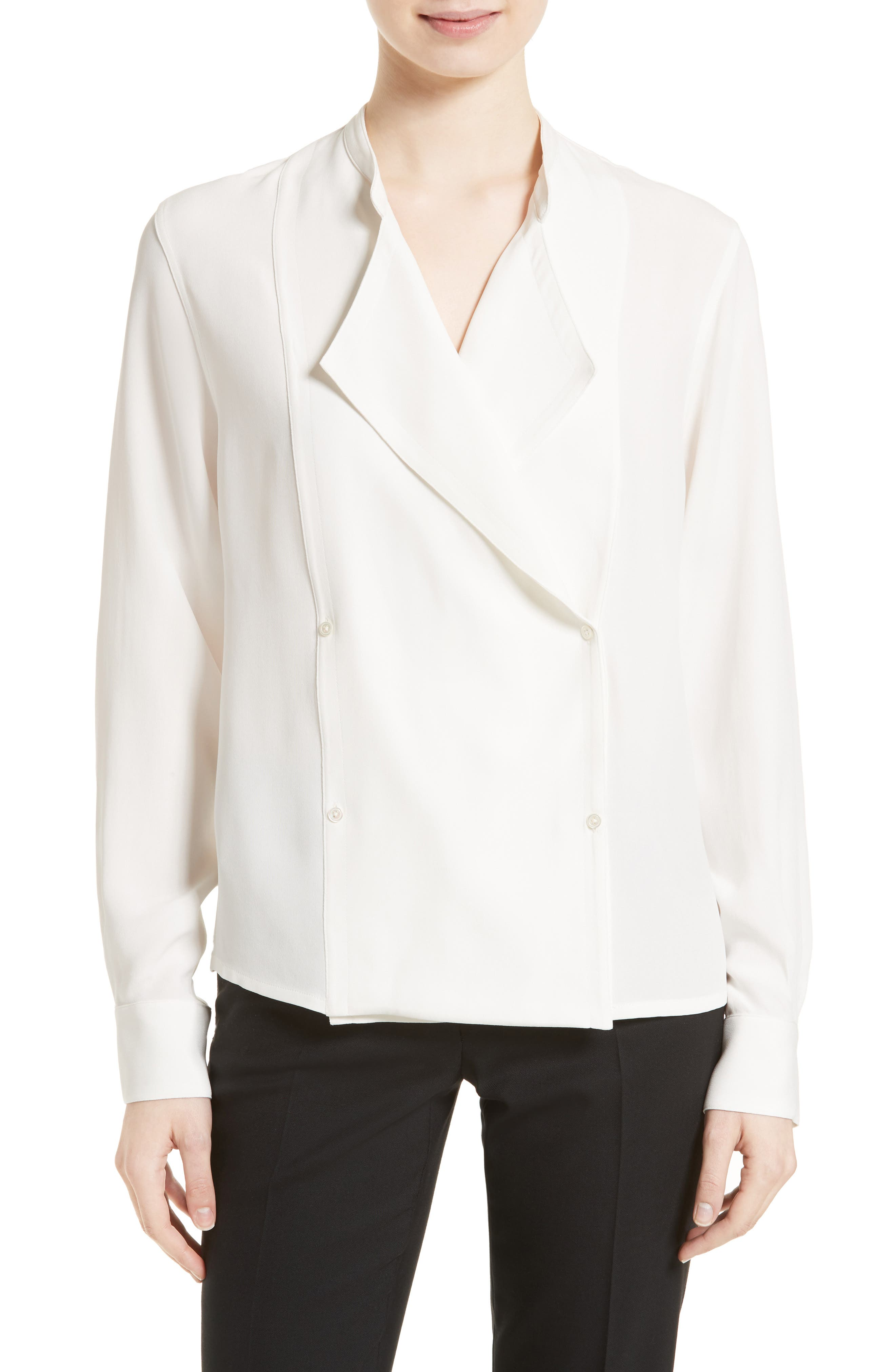 JOSEPH Jerry Silk Blouse