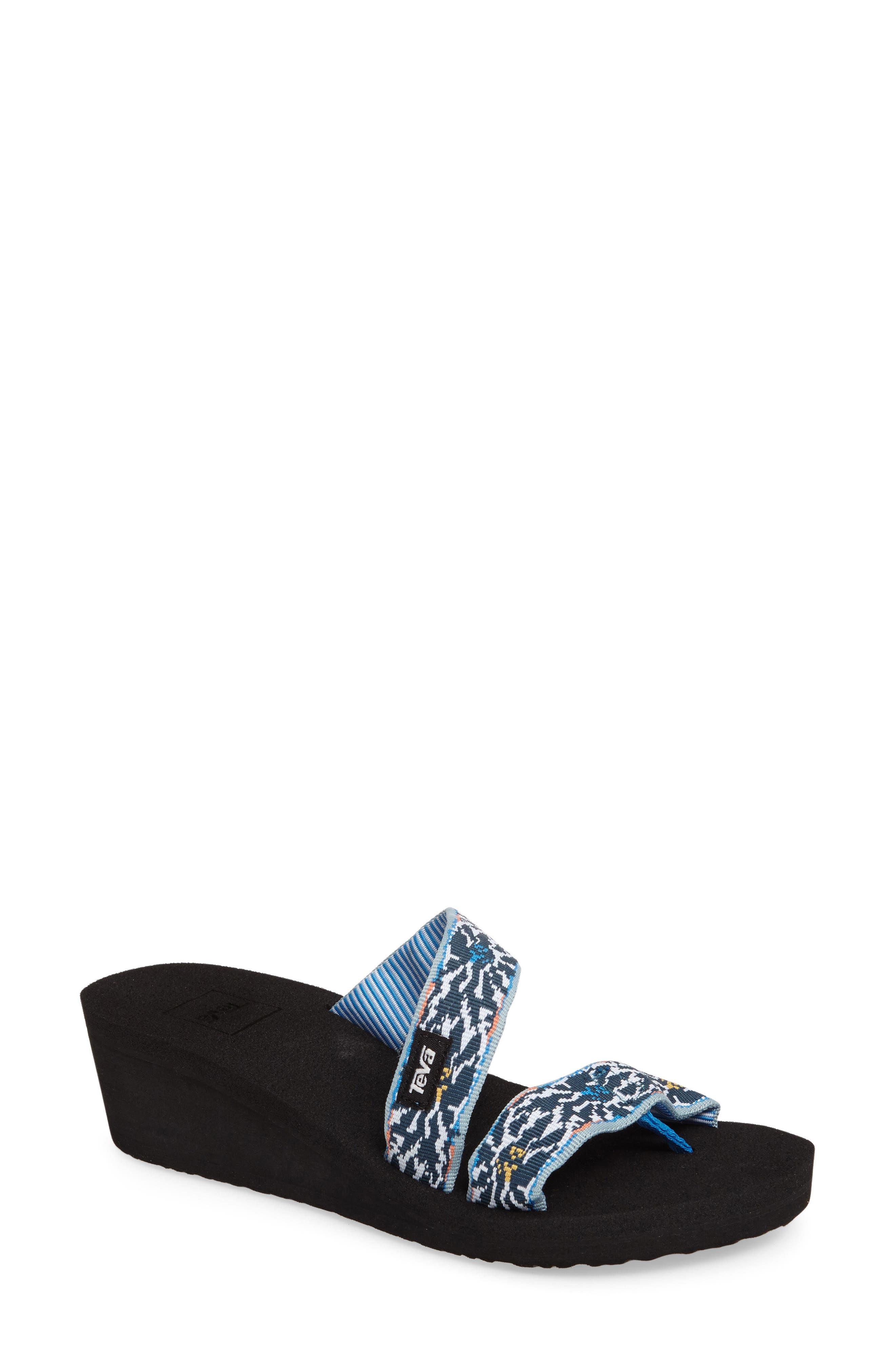 Teva Mandalyn Loma Wedge Sandal (Women)