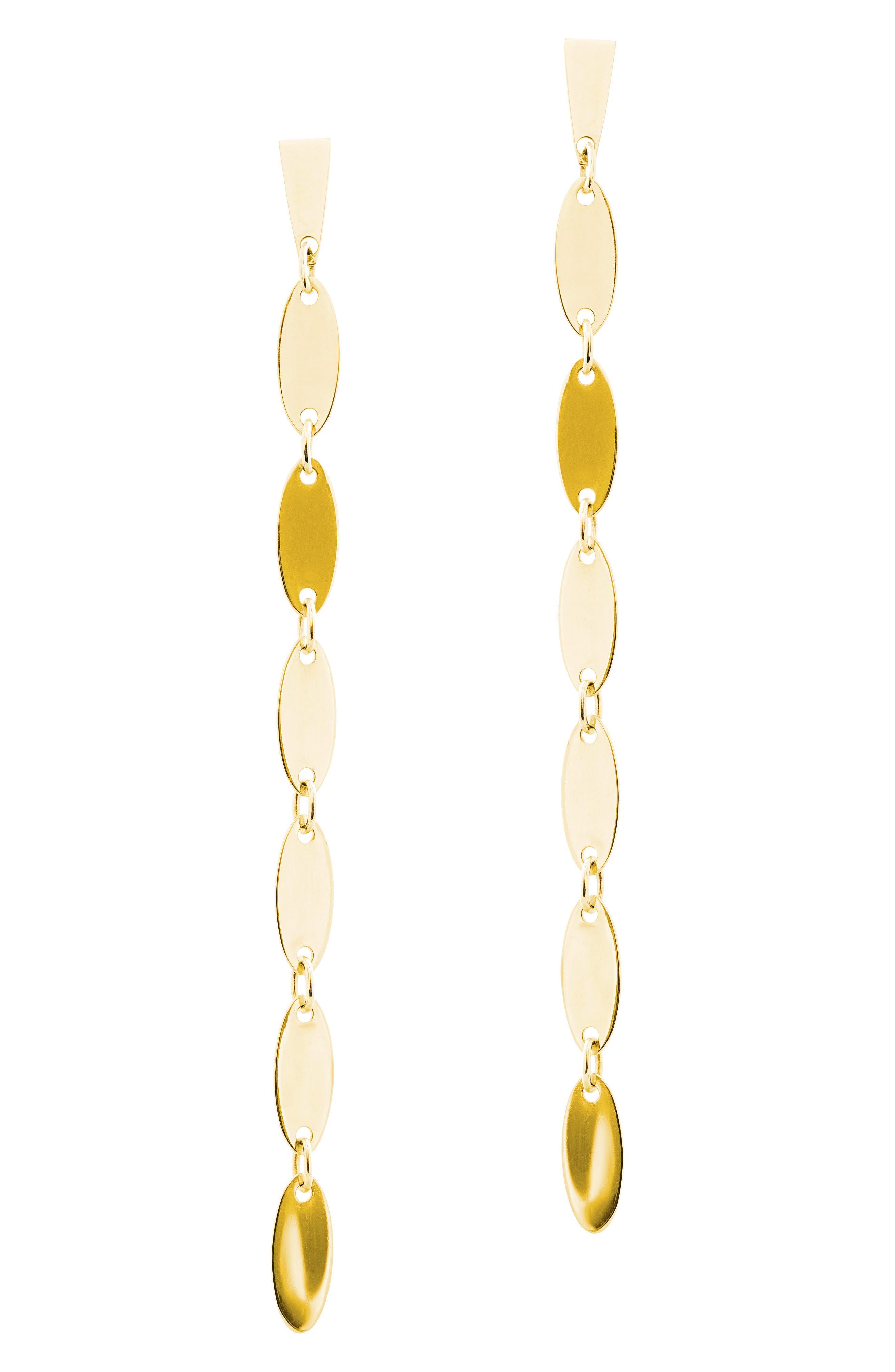 Lana Jewelry Flash Drop Earrings