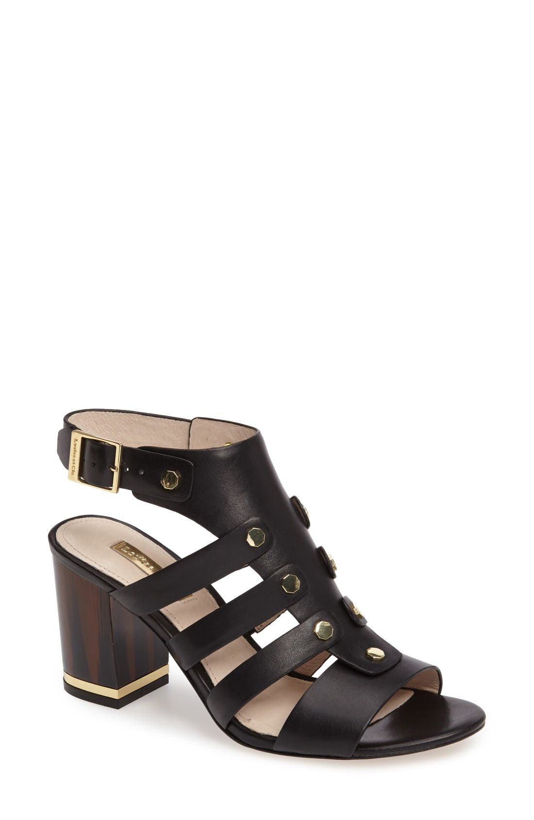 Main Image - Louise et Cie Vira Block Heel Sandal (Women)