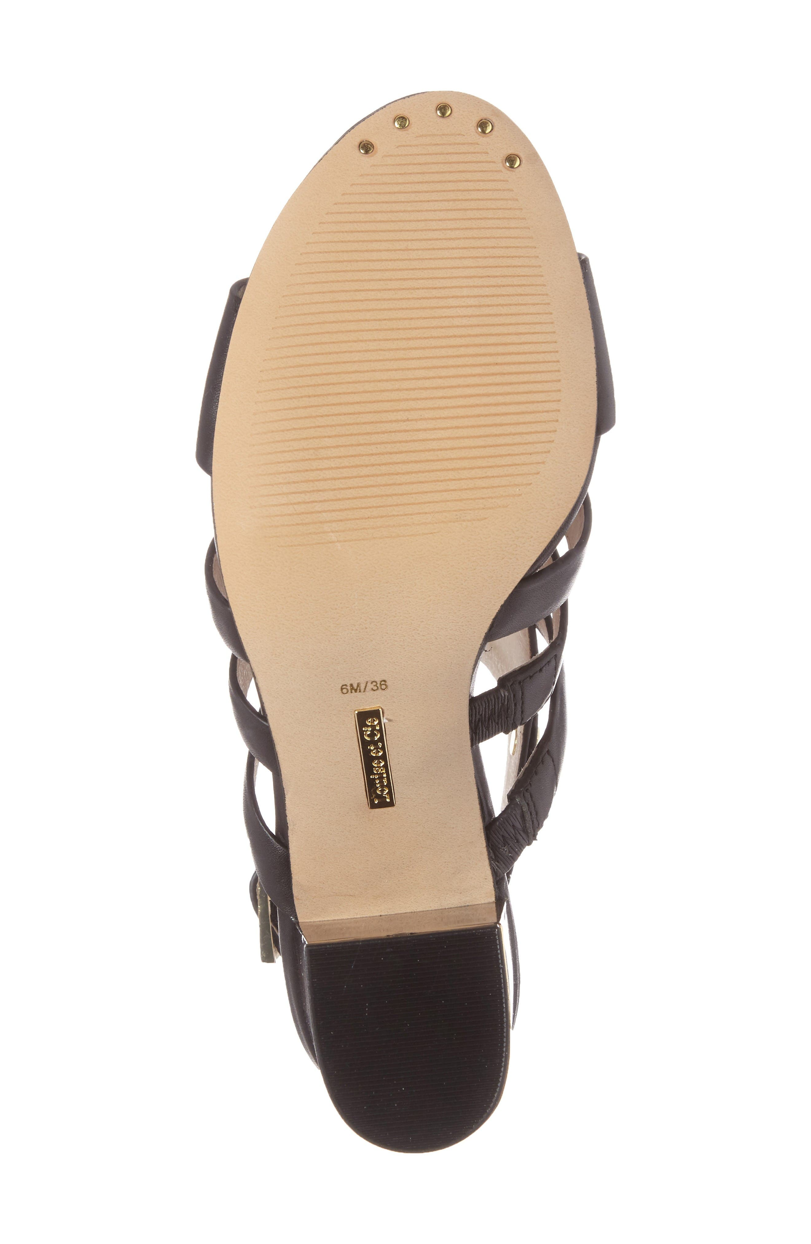 Alternate Image 4  - Louise et Cie Vira Block Heel Sandal (Women)