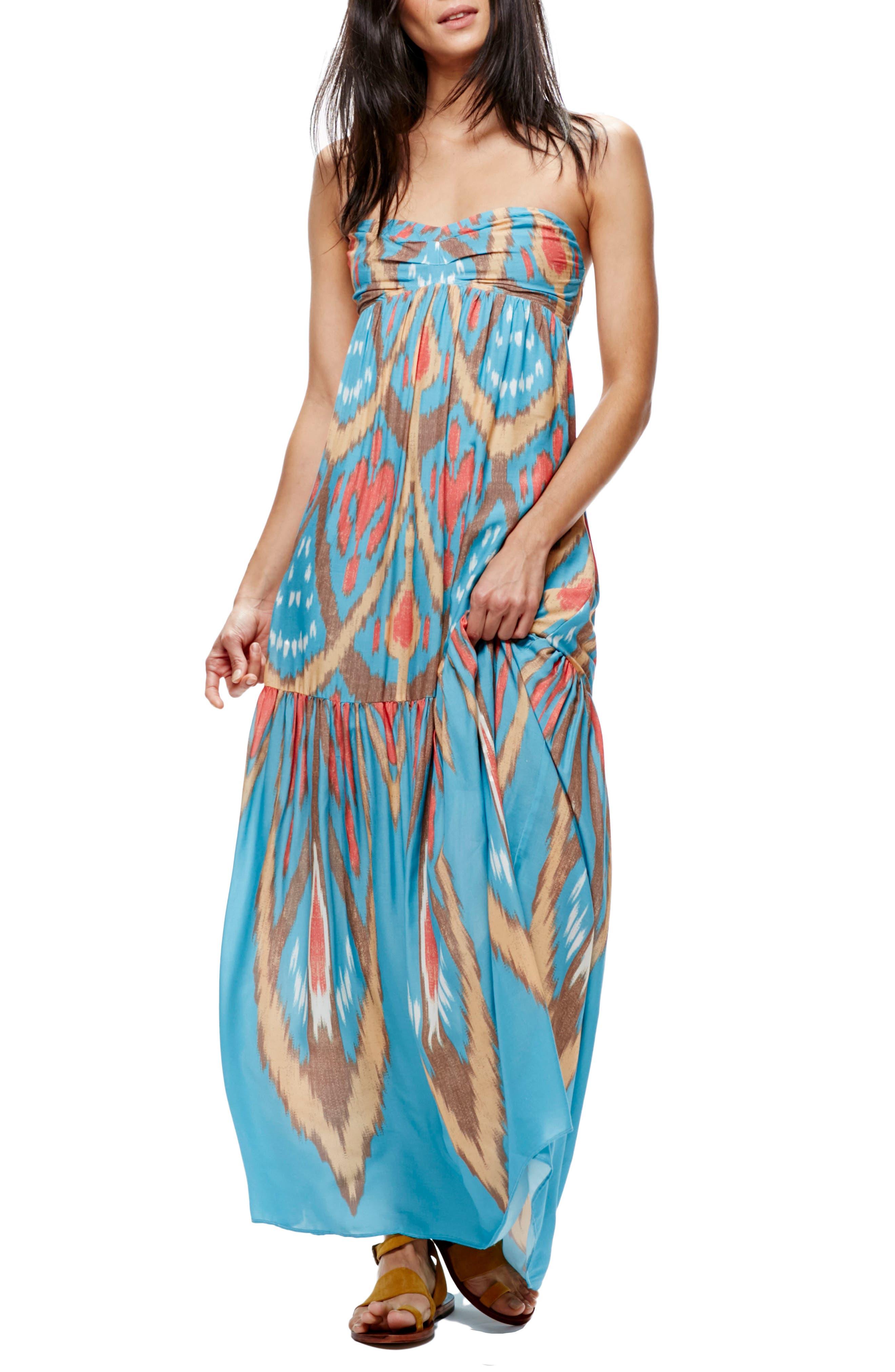 FREE PEOPLE Mojave Maxi Dress