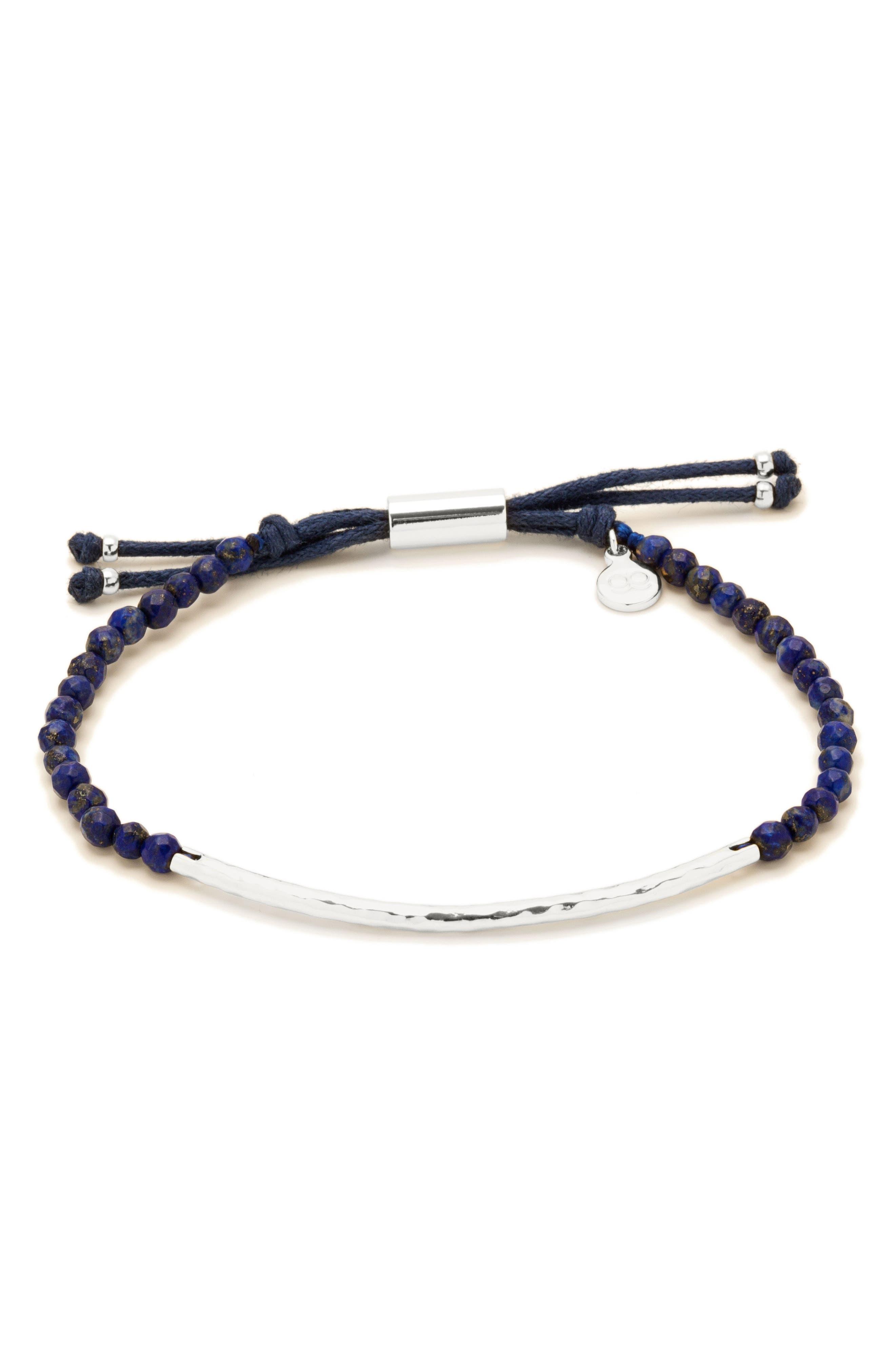 GORJANA 'Power Stone' Semiprecious Stone Bracelet