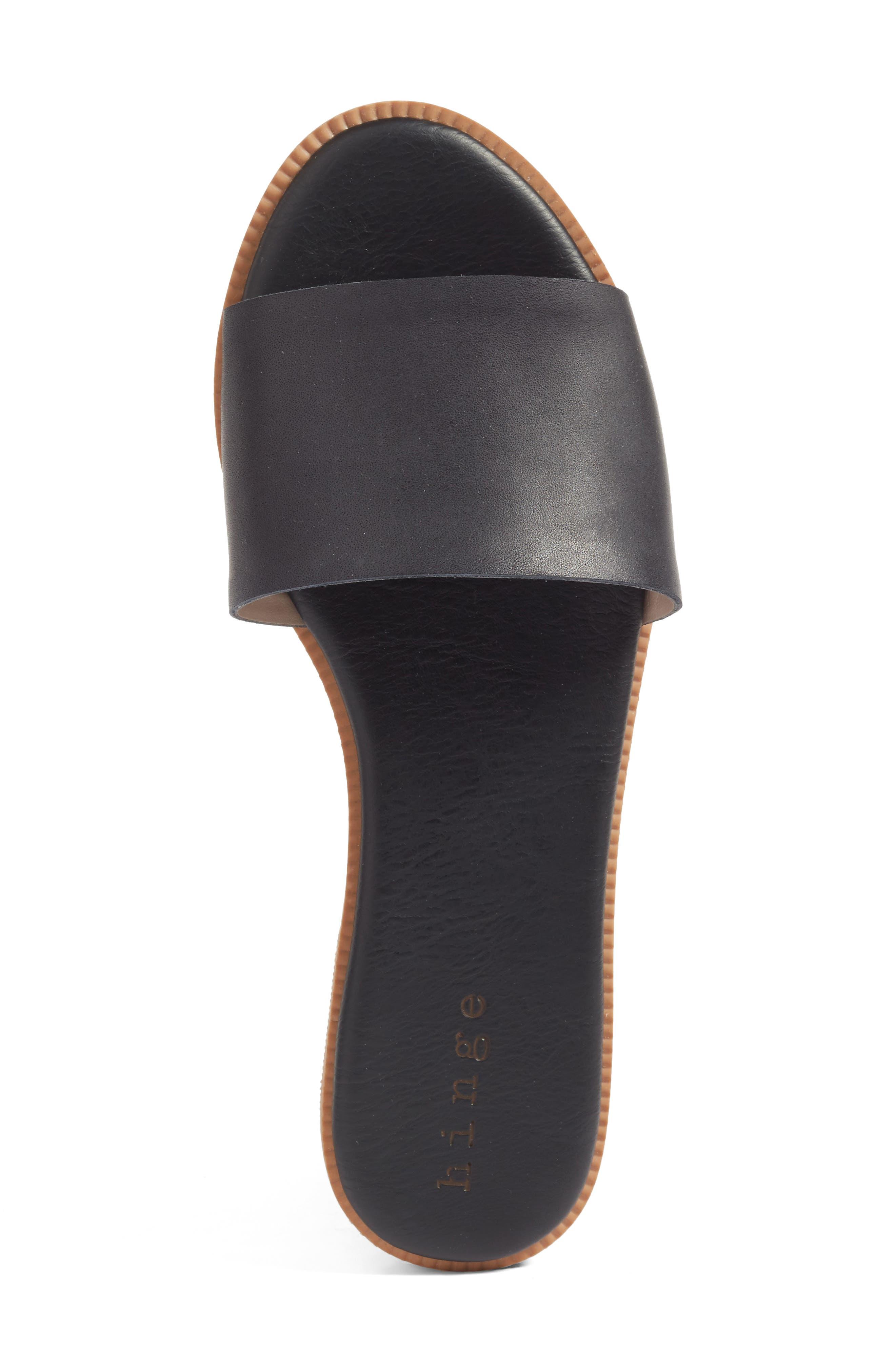 Alternate Image 3  - Hinge 'Mere' Flat Slide Sandal (Women)