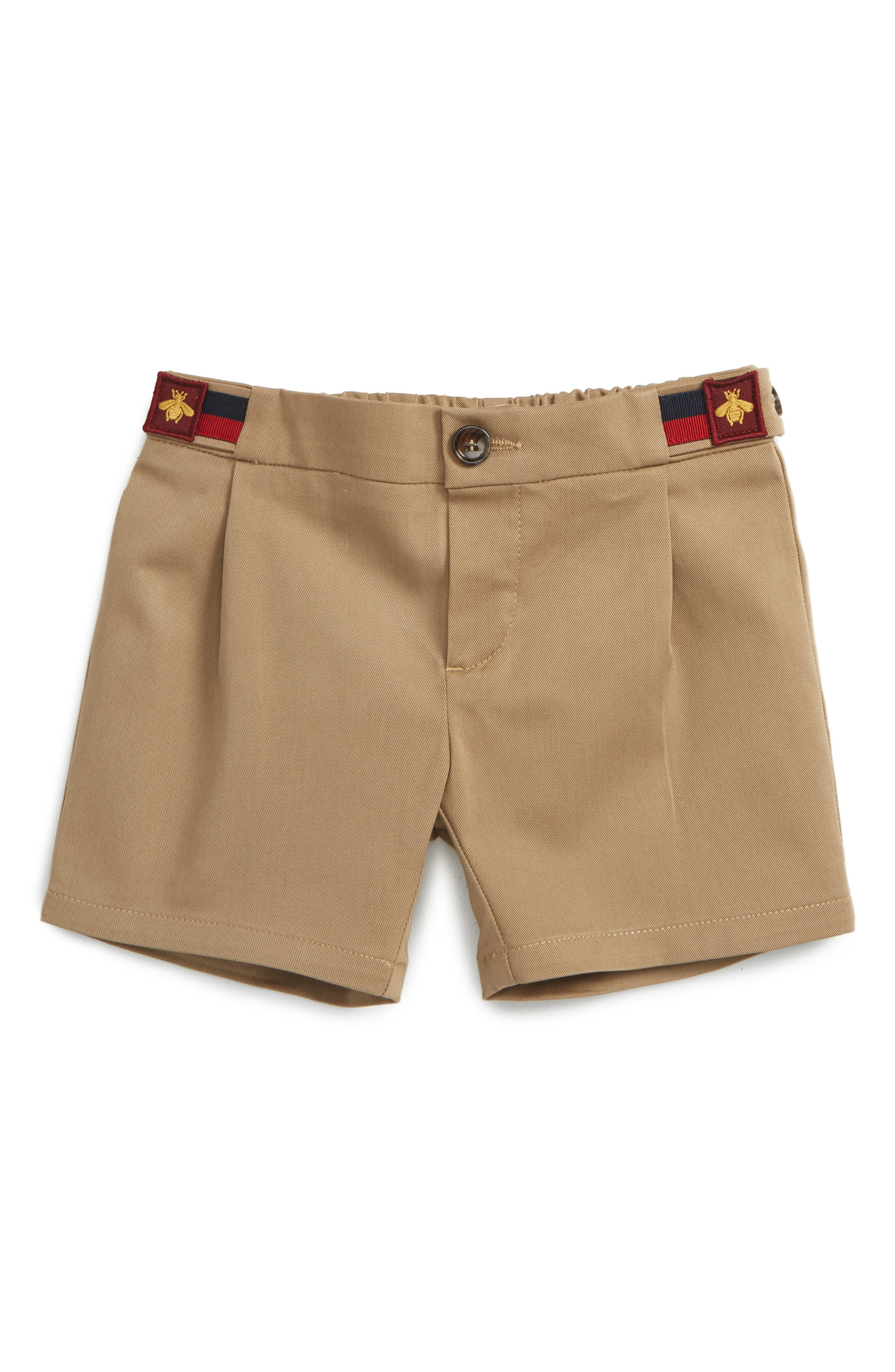 Gucci Bermuda Shorts (Baby Boys & Toddler Boys)
