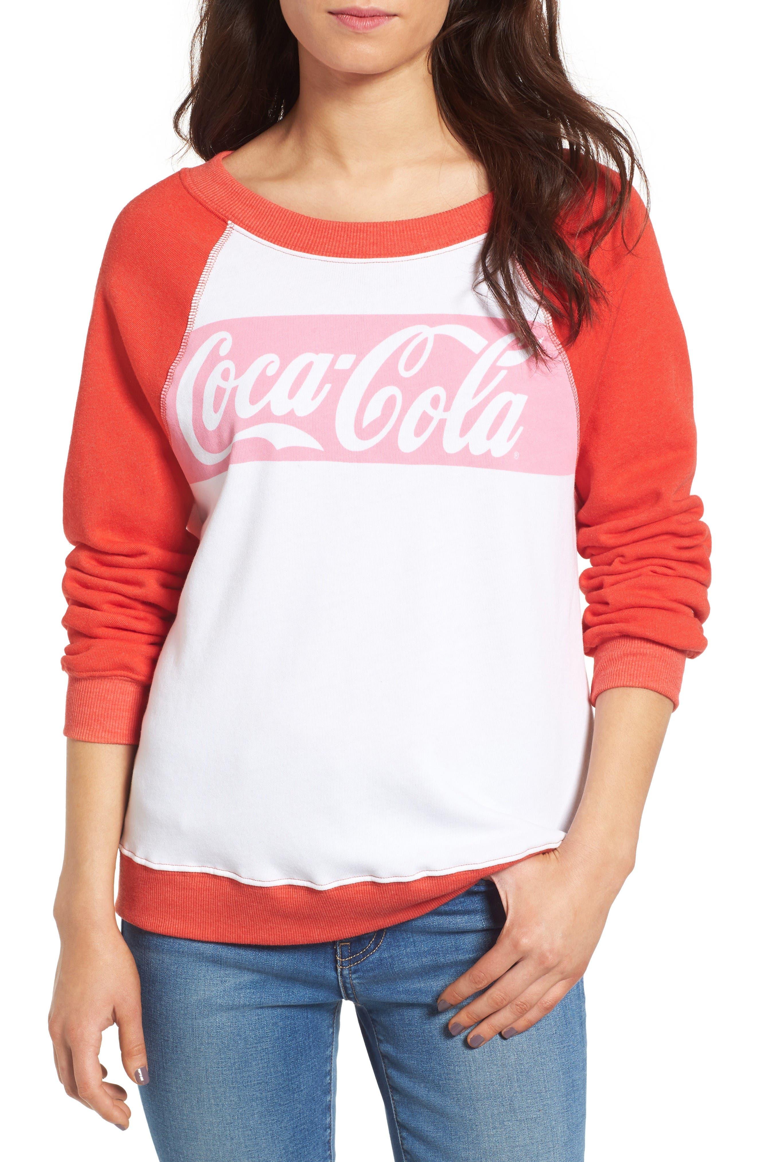 Wildfox Coca Cola Classic Sweatshirt