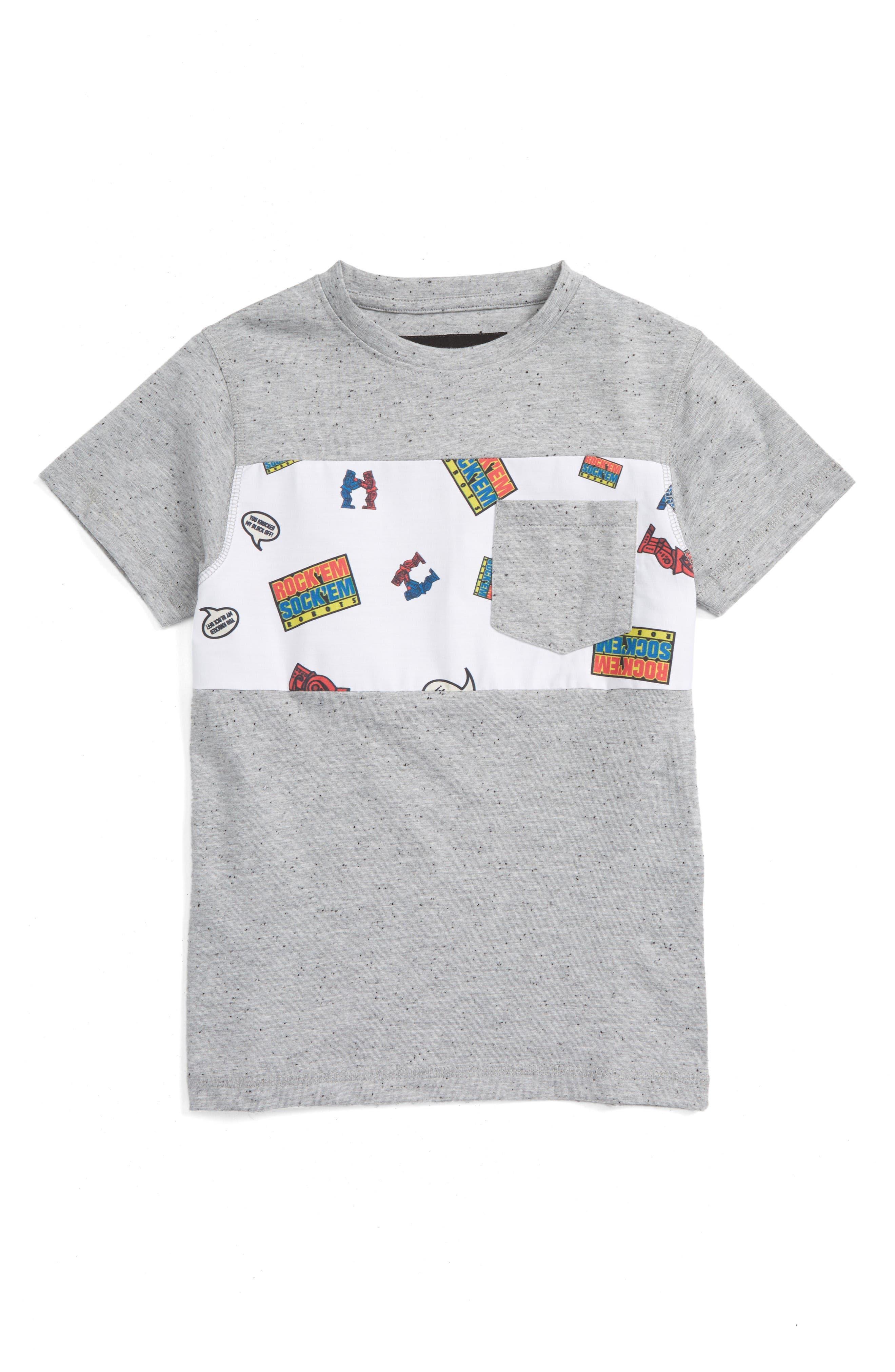 Mattel x Artistry in Motion Rock'em Graphic T-Shirt (Little Boys)
