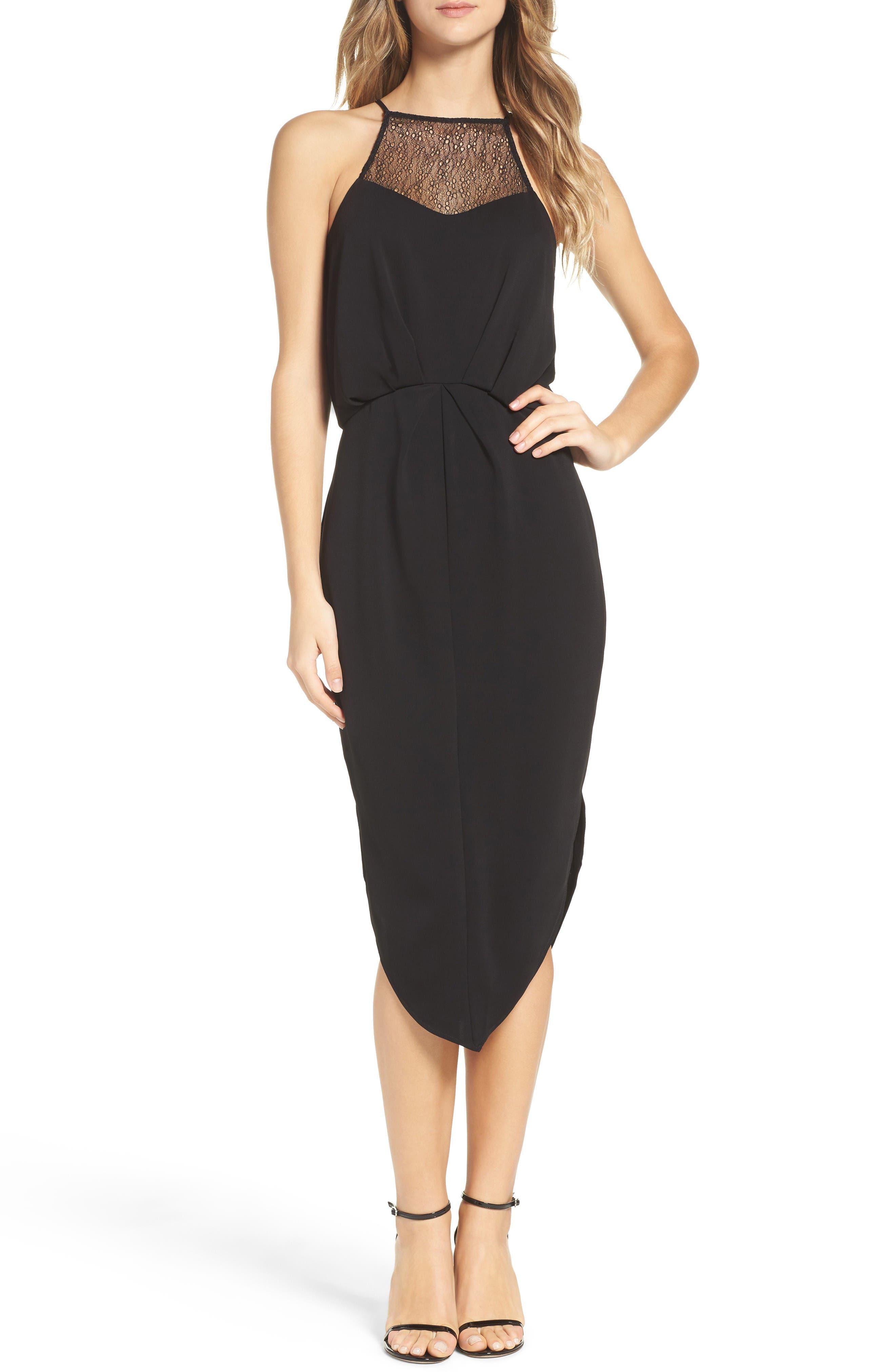 Alternate Image 1 Selected - Cooper St Remember Me Midi Dress