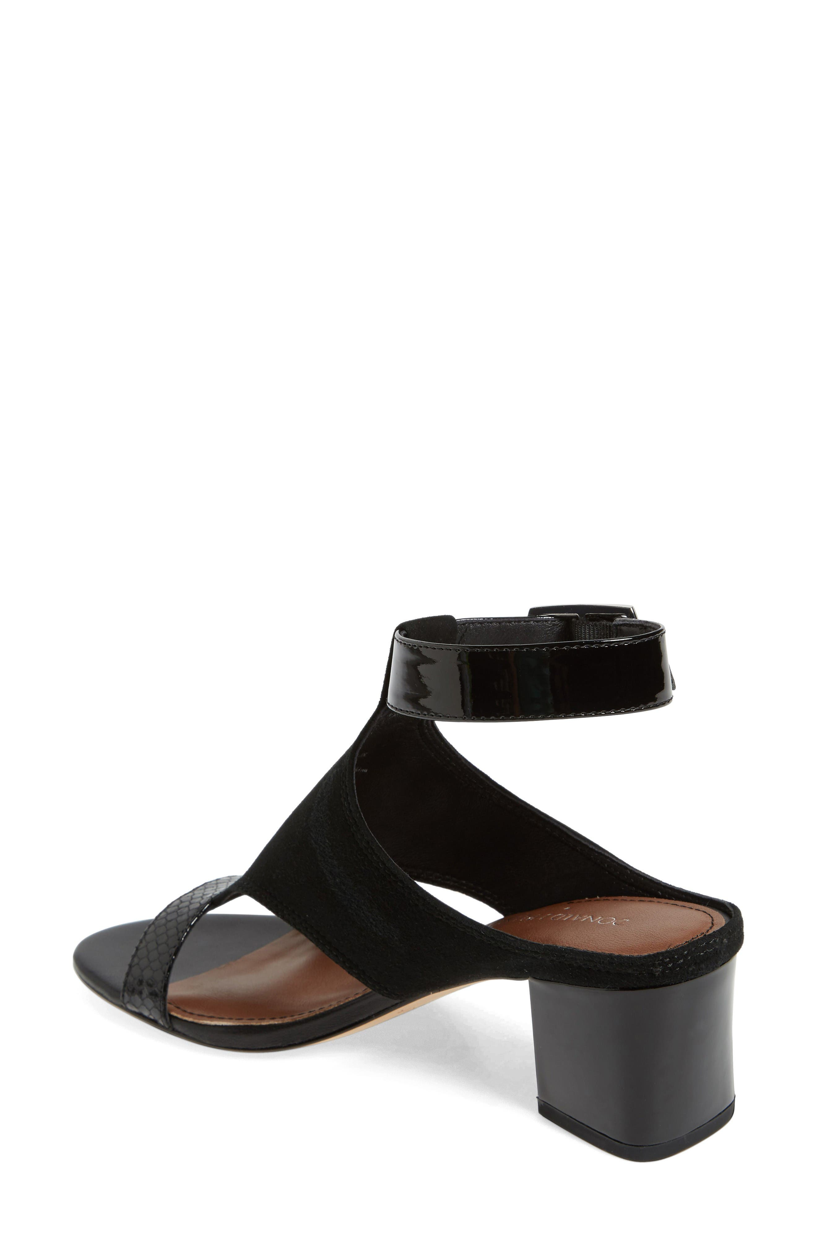 Alternate Image 2  - Donald J Pliner Ellee Block Heel Sandal (Women)