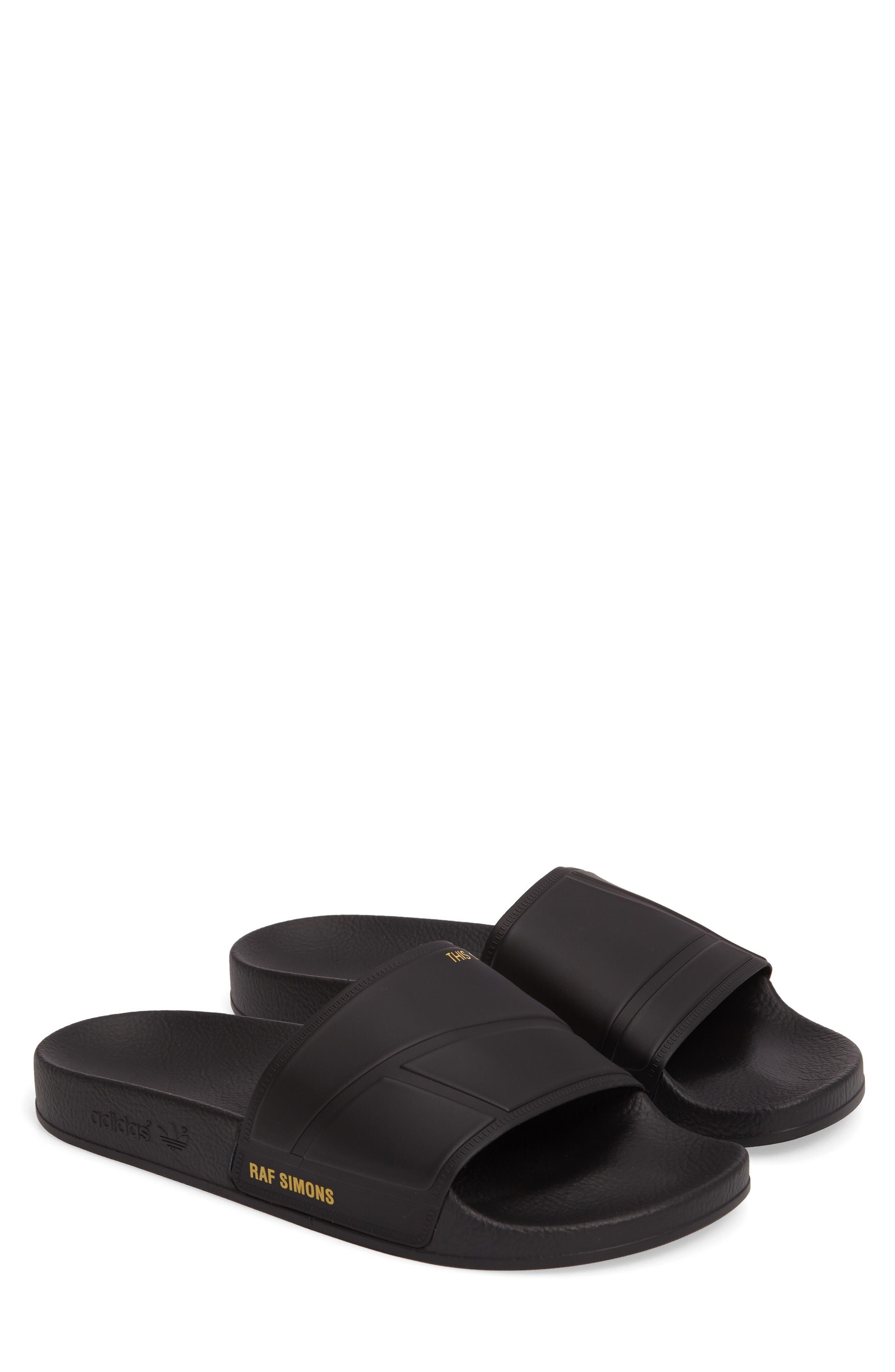 Alternate Image 2  - adidas by Raf Simons Bunny Adilette Slide Sandal (Men)