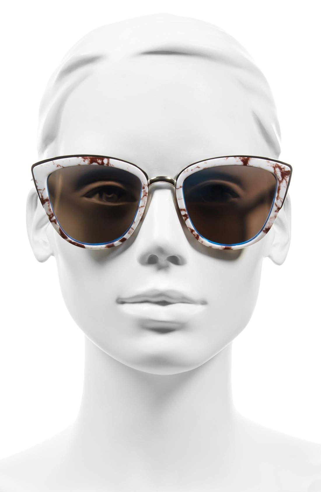 Alternate Image 2  - BP. 57mm Cat Eye Sunglasses