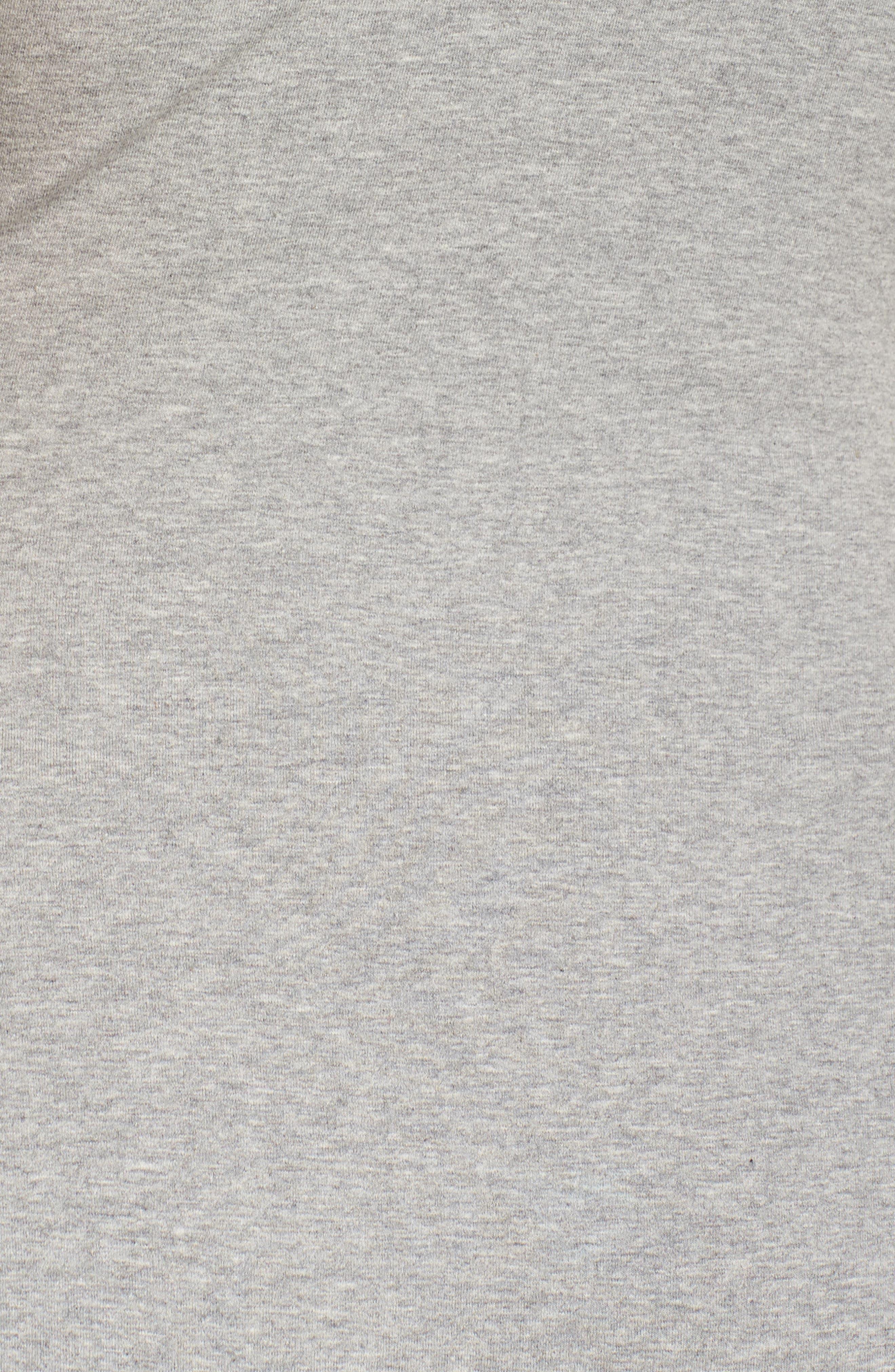 Alternate Image 5  - FILA Viviana Quarter Zip Bodysuit