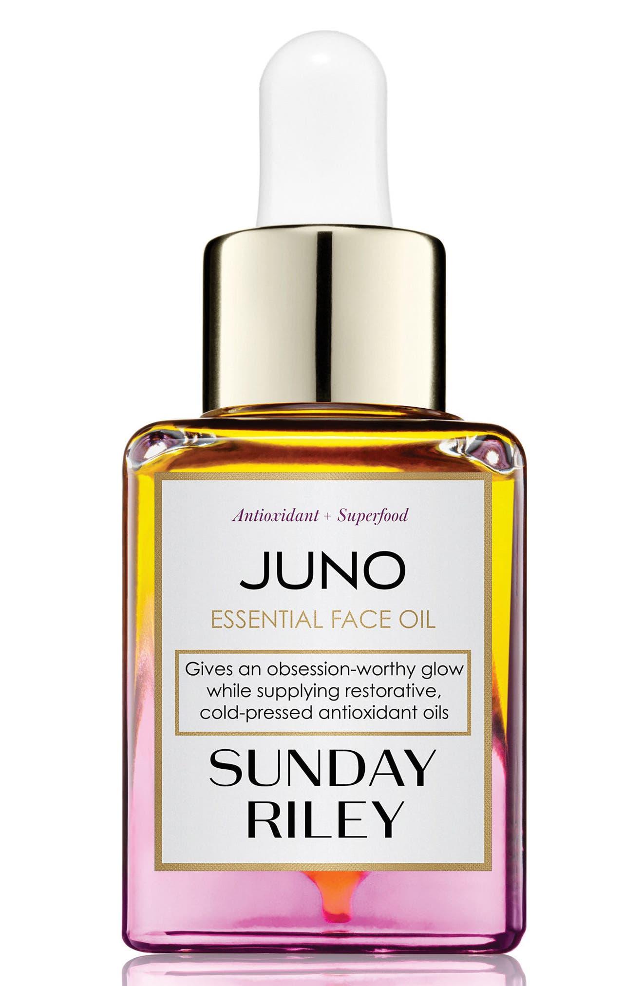 SPACE.NK.apothecary Sunday Riley Juno Hydroactive Cellular Face Oil