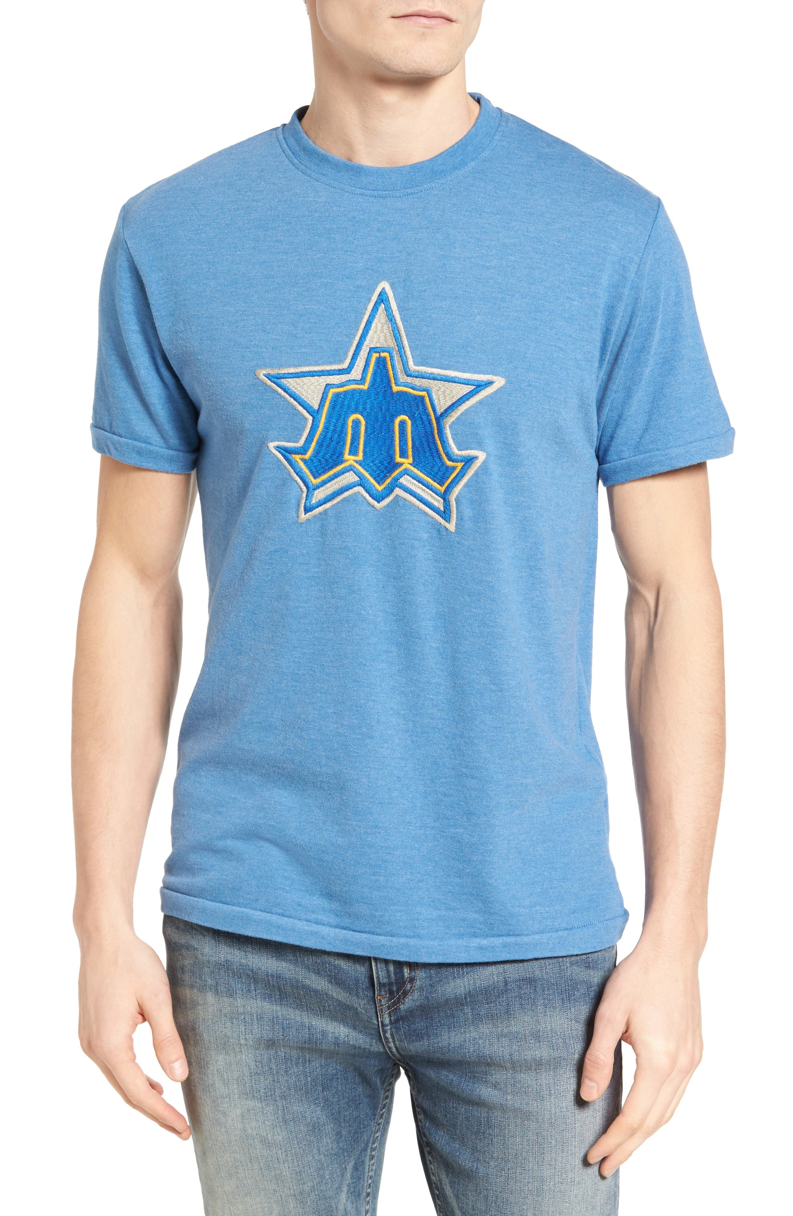 American Needle Hillwood Seattle Mariners T-Shirt