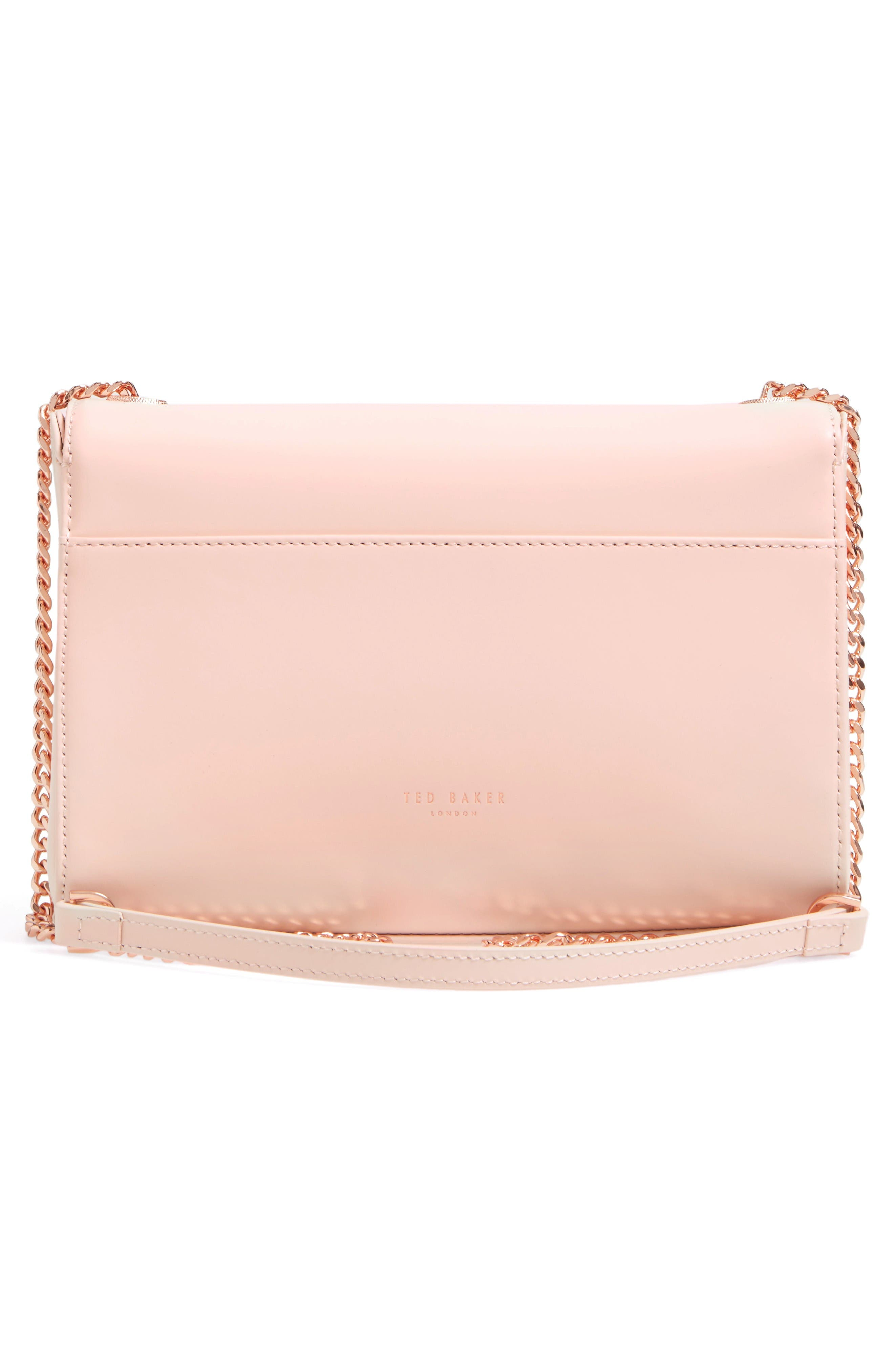 Alternate Image 2  - Ted Baker London Leather Crossbody Bag