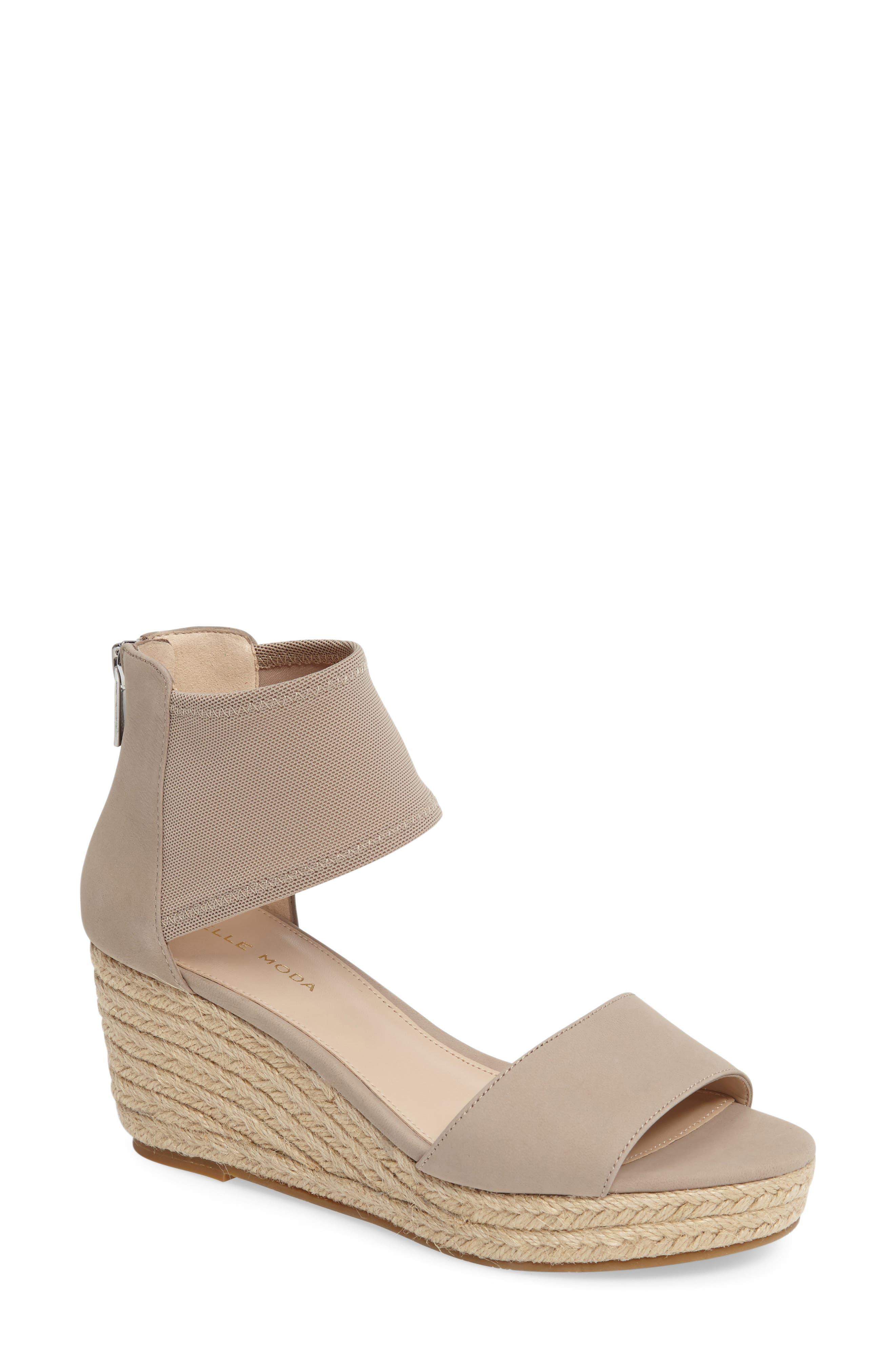 Pelle Moda Kona Platform Wedge Sandal Women Nordstrom