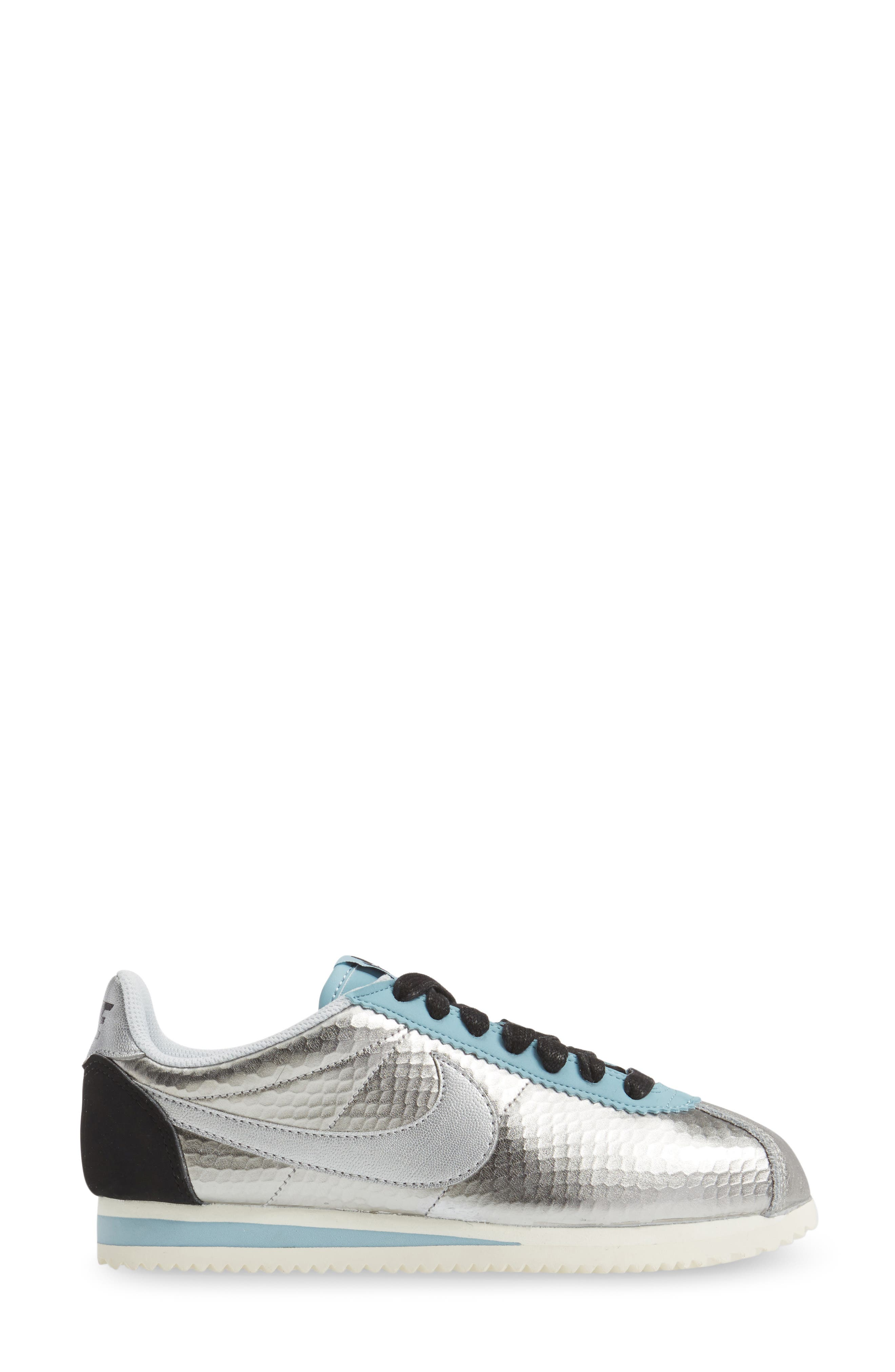 Alternate Image 3  - Nike Classic Cortez Sneaker (Women)