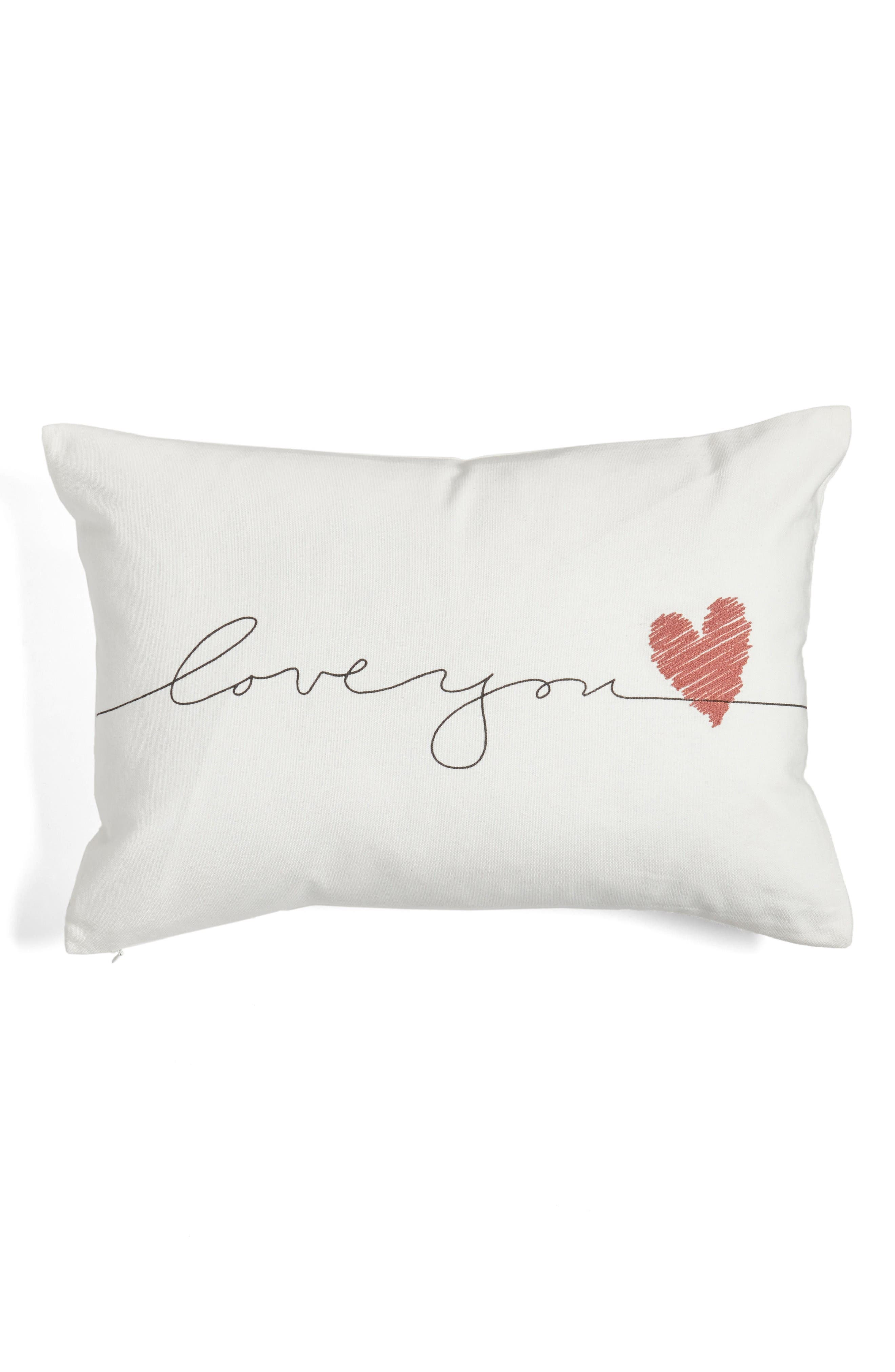 Nordstrom at Home Love You Accent Pillow