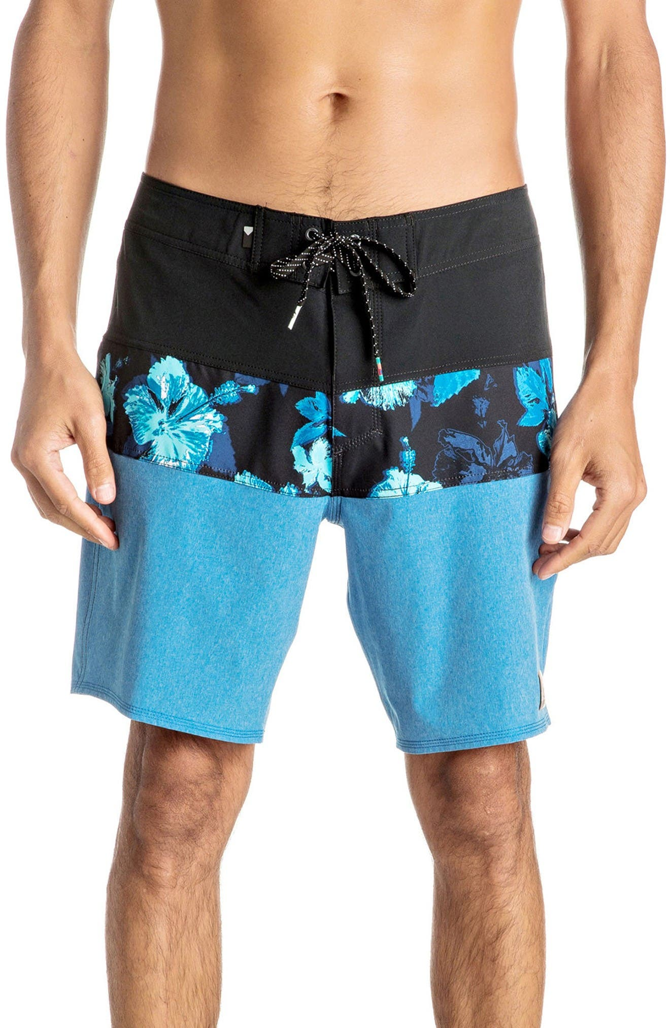 Quiksilver Panel Block Eve Board Shorts