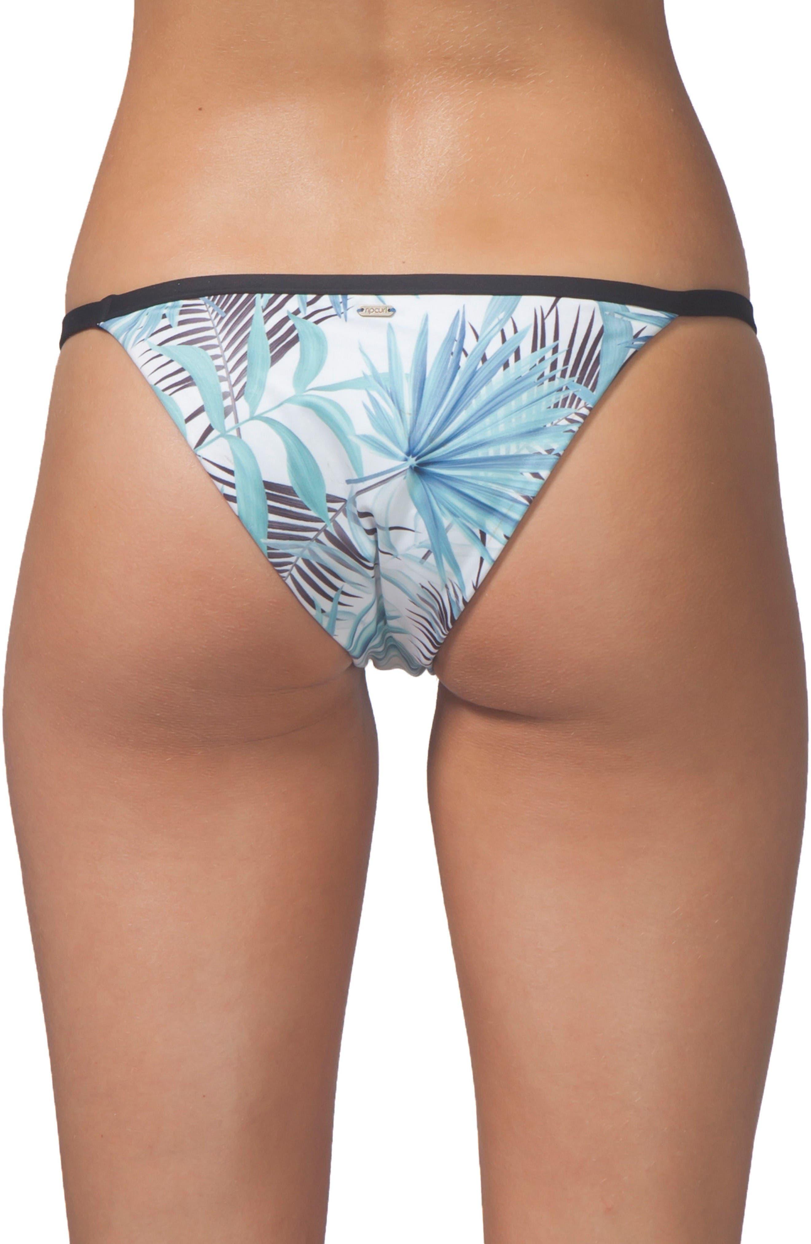 Rip Curl Desert Palm Reversible Banded Bikini Bottoms