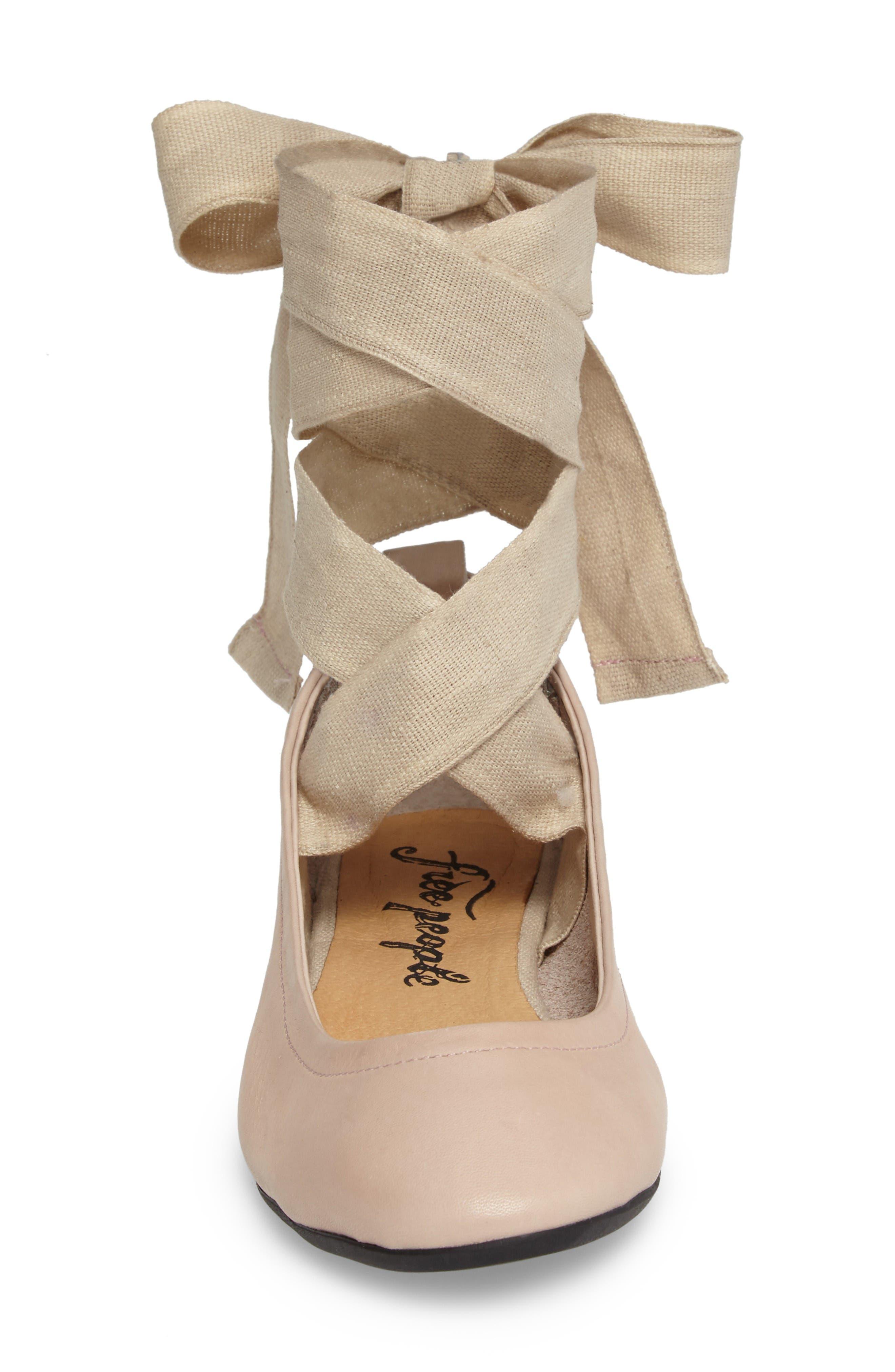 Alternate Image 4  - Free People Degas Ballet Flat (Women)