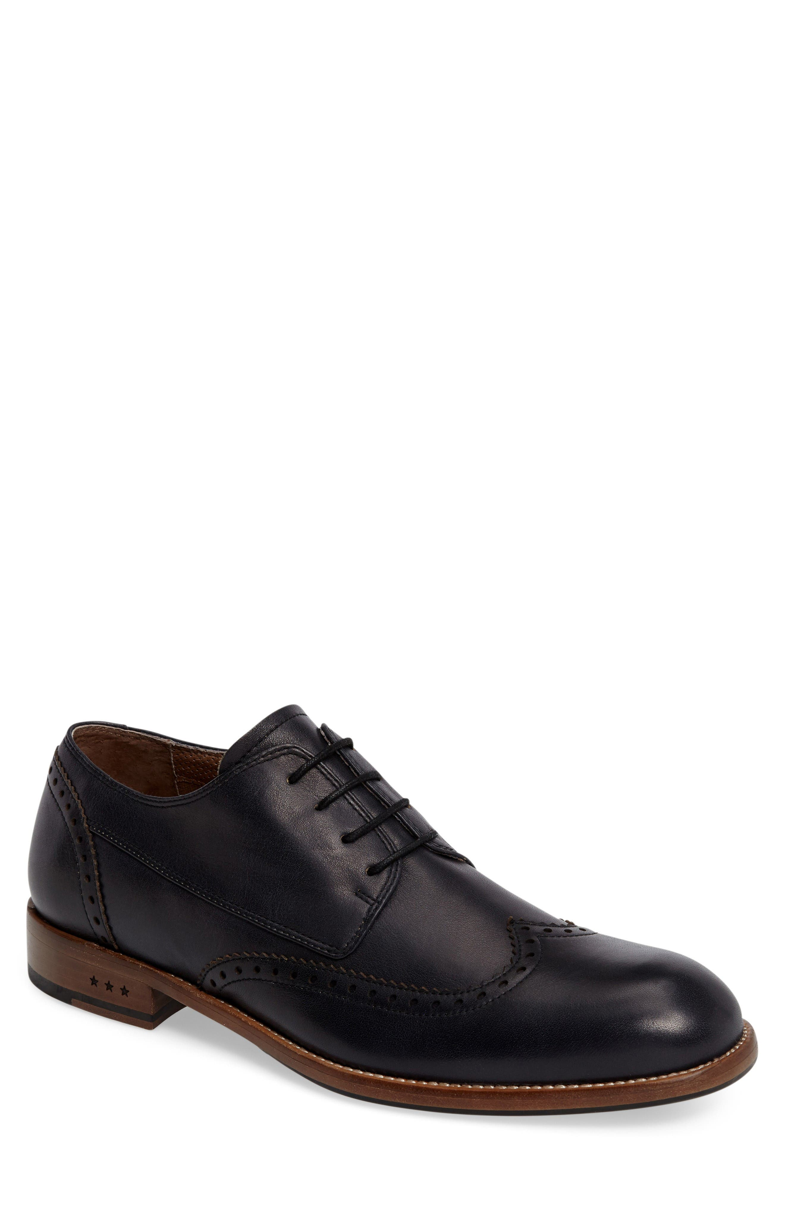 John Varvatos Star USA Waverly Wingtip (Men)