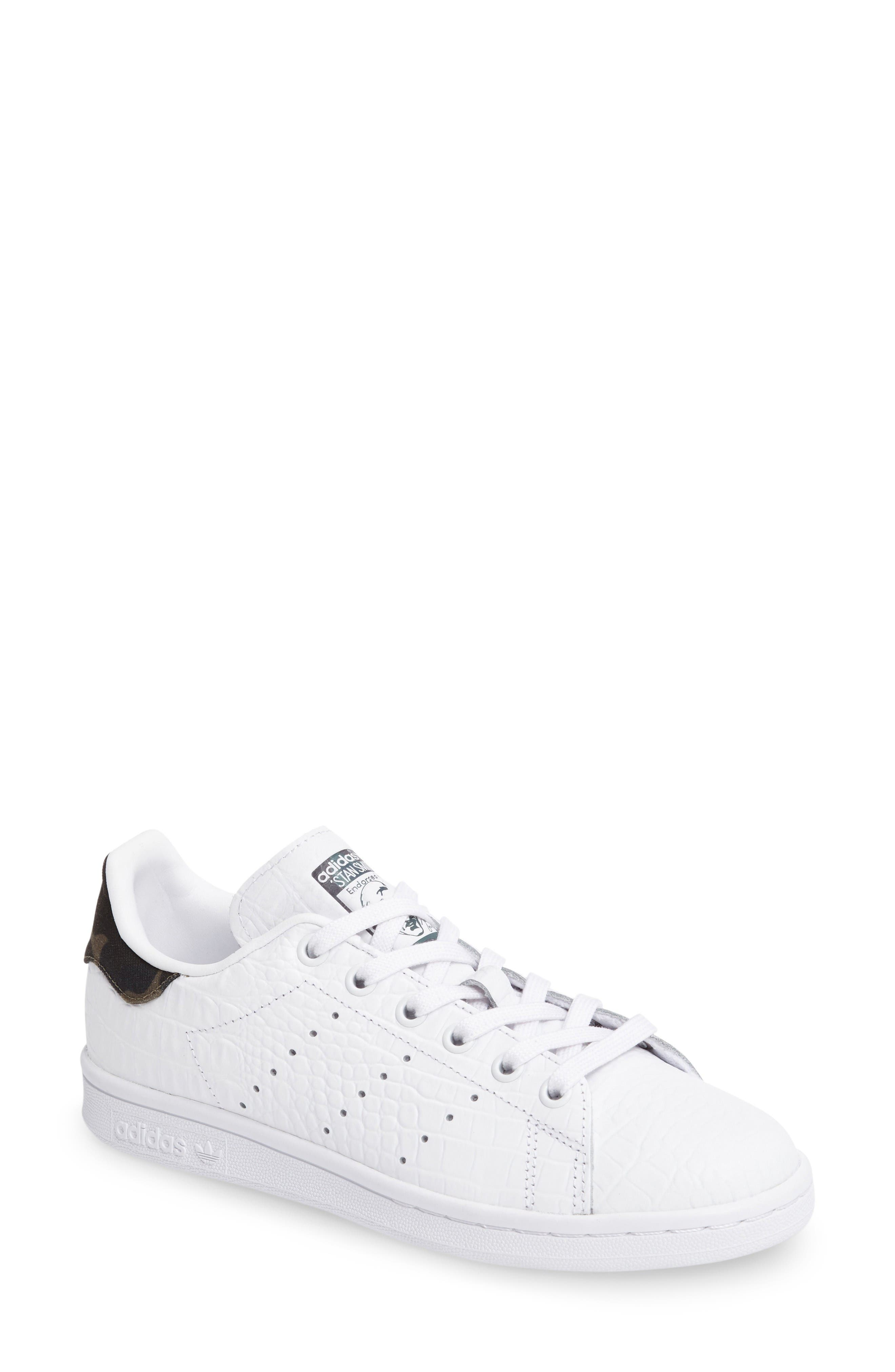 Alternate Image 1 Selected - adidas Stan Smith Sneaker (Women)