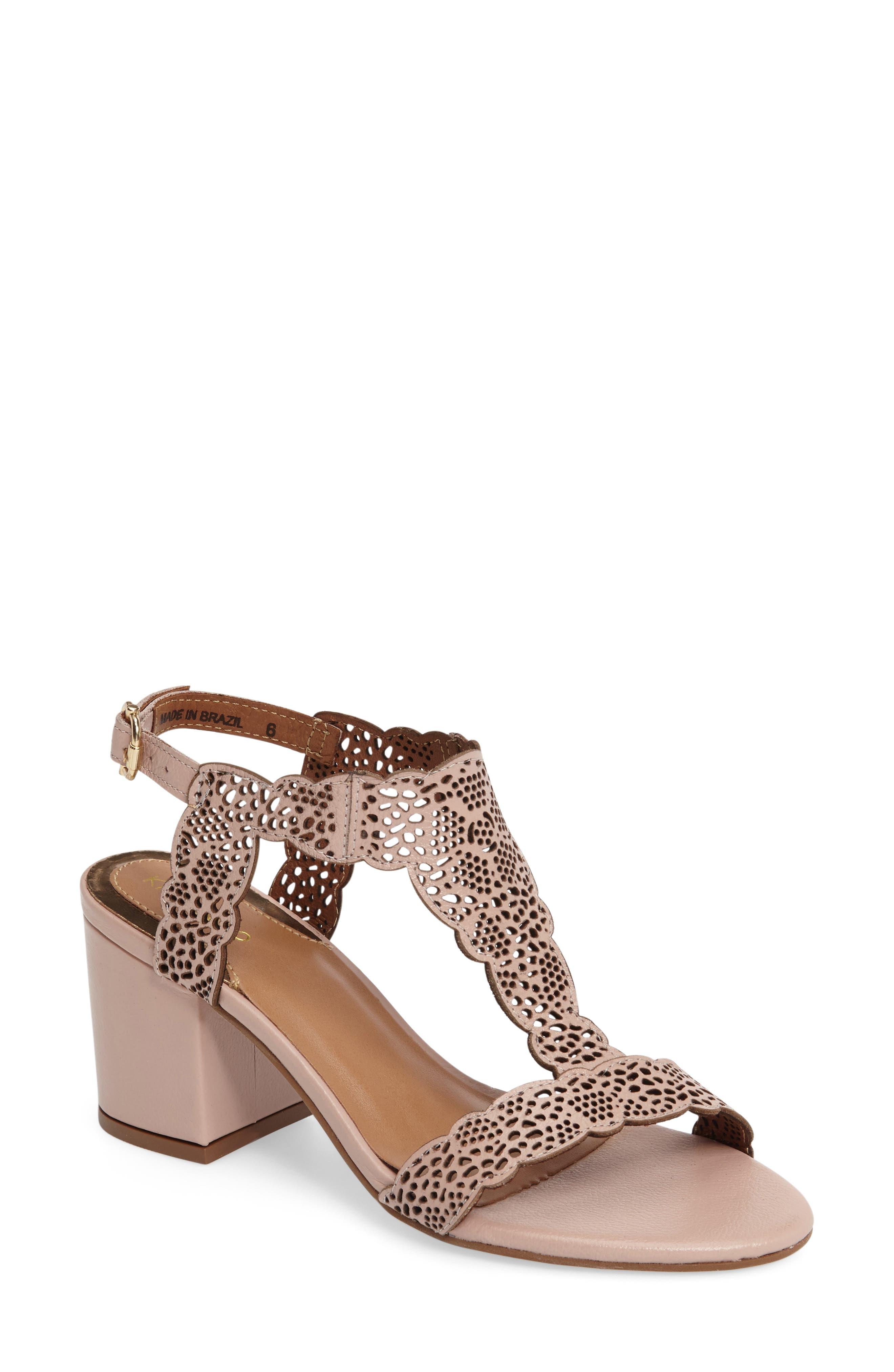 Klub Nico Rosia Cutout Slingback Sandal (Women)