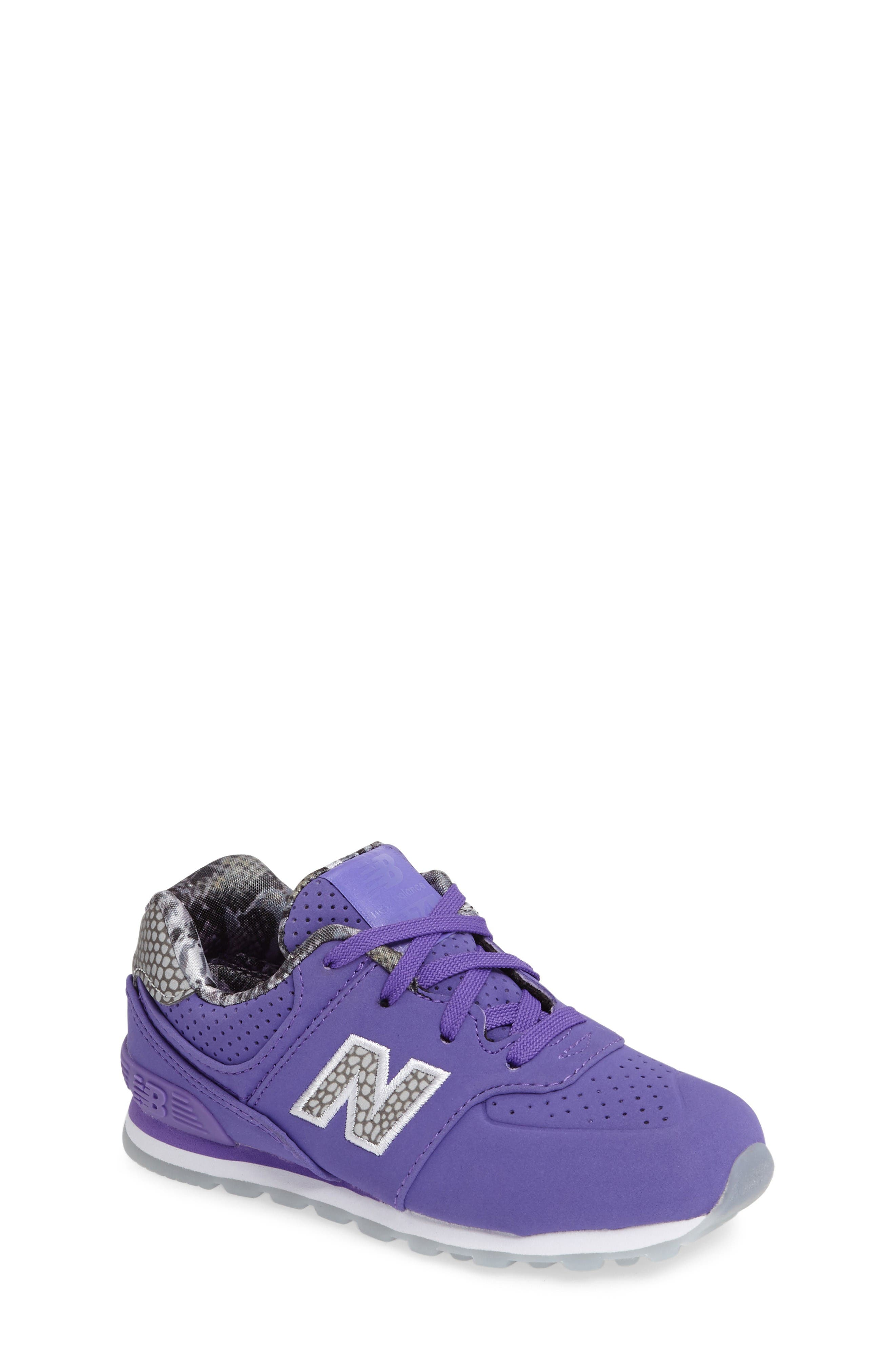 New Balance 574 Core Plus Sneaker (Baby, Walker, Toddler, Little Kid, Big Kid)