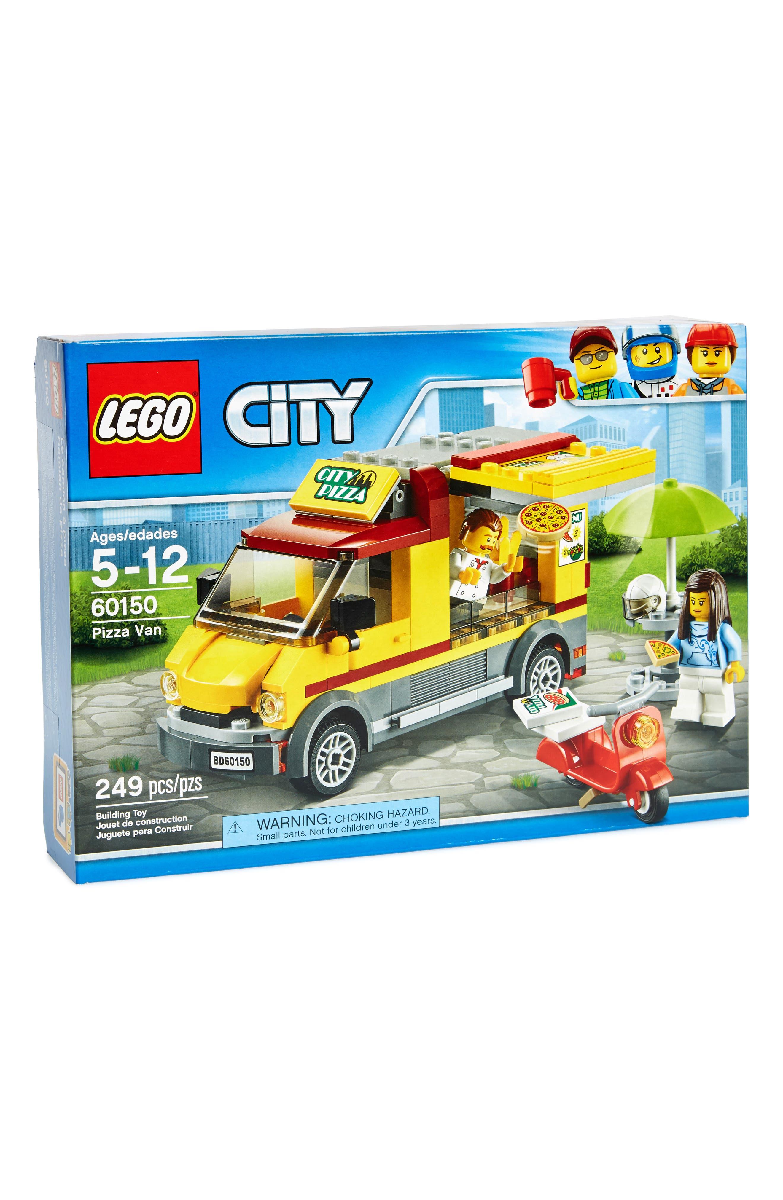 LEGO® City Pizza Van – 60150