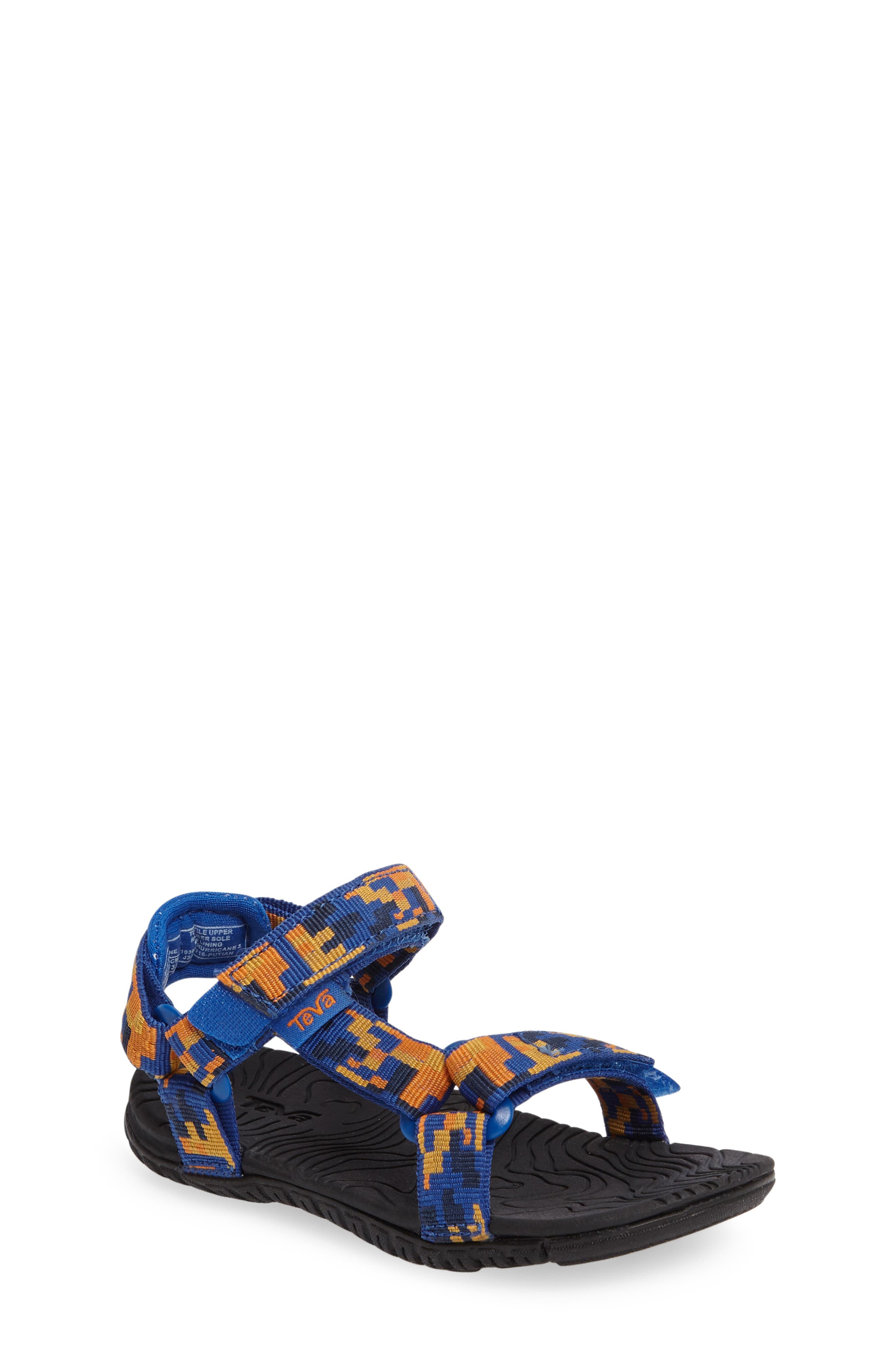 Teva 'Hurricane 3' Water Friendly Sport Sandal (Baby, Walker, Toddler, Little Kid & Big Kid)