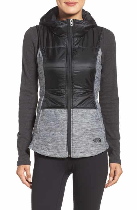 The North Face 'Pseudio' Quilted Vest - Vests For Women Nordstrom