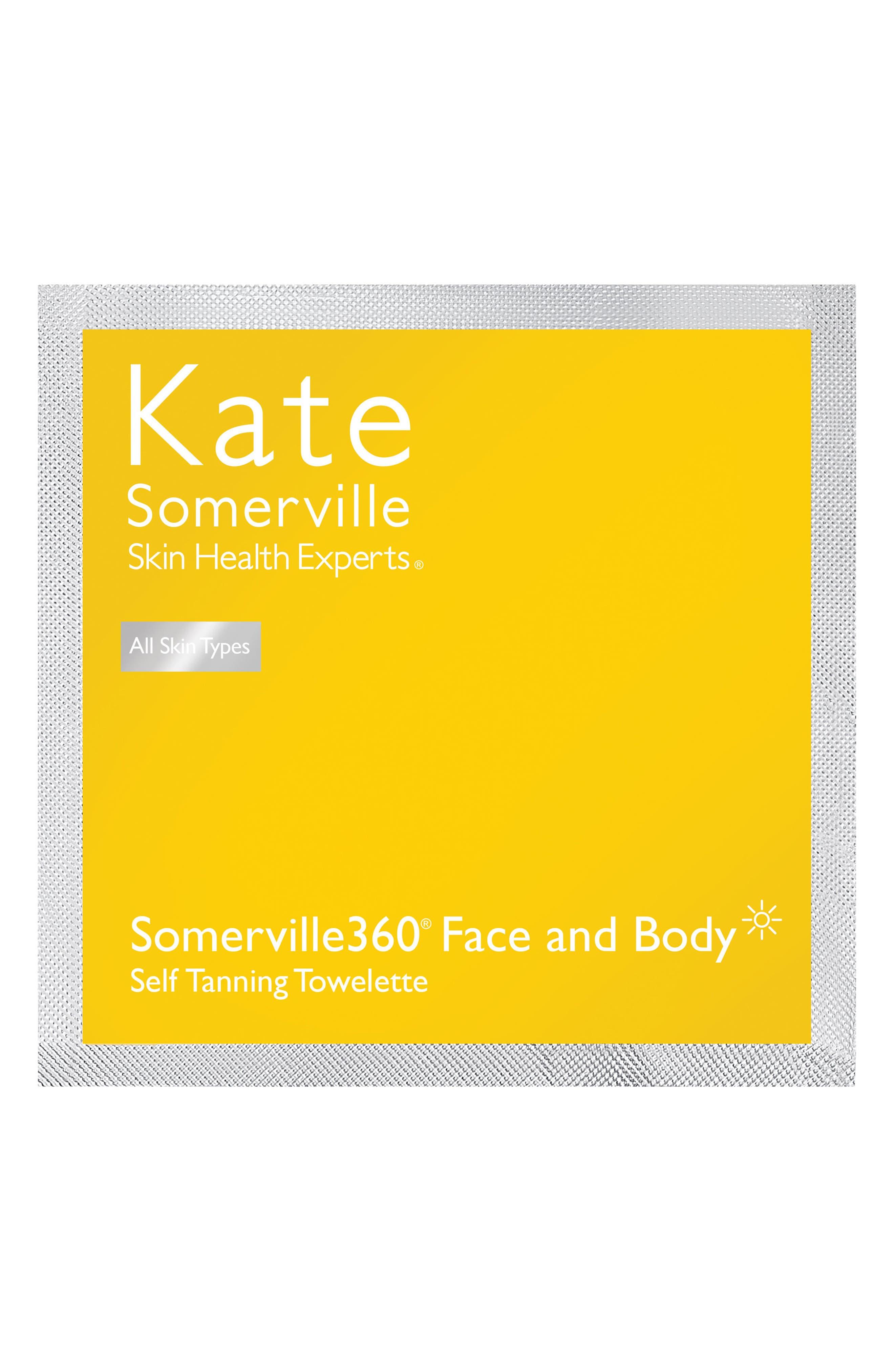 Kate Somerville® 'Somerville360°' Tanning Towelettes