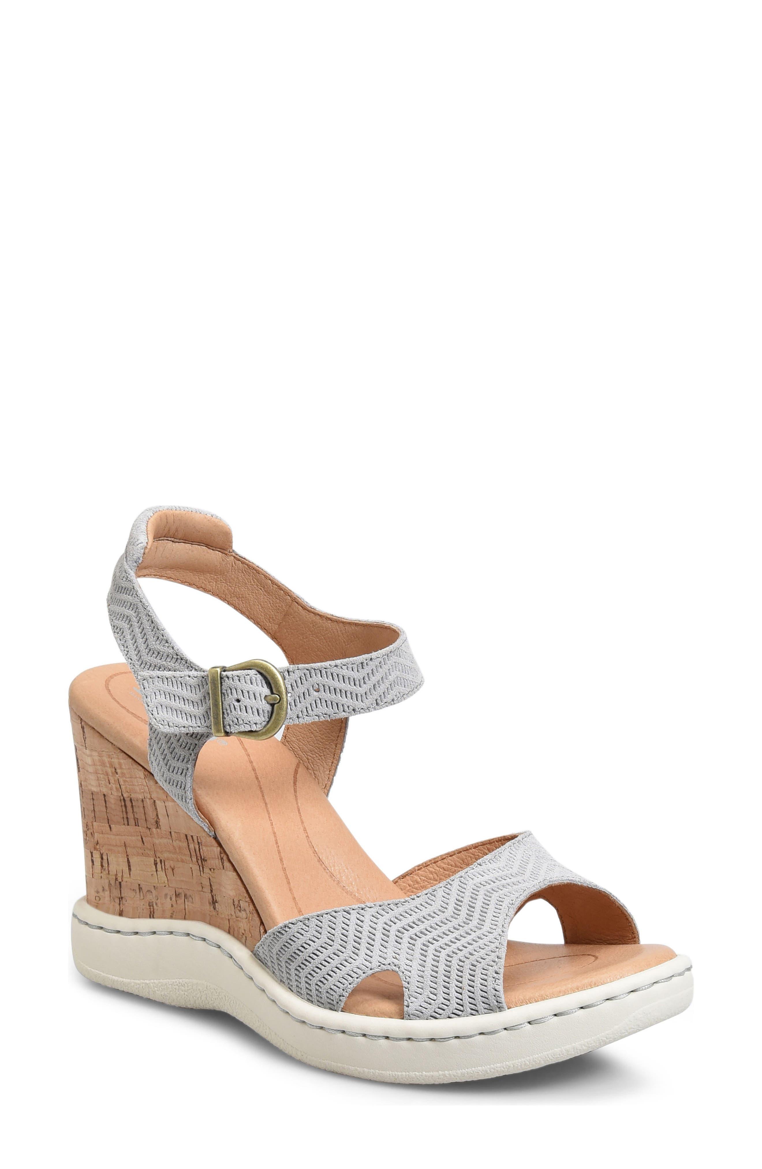 Børn Puno Wedge Sandal (Women)