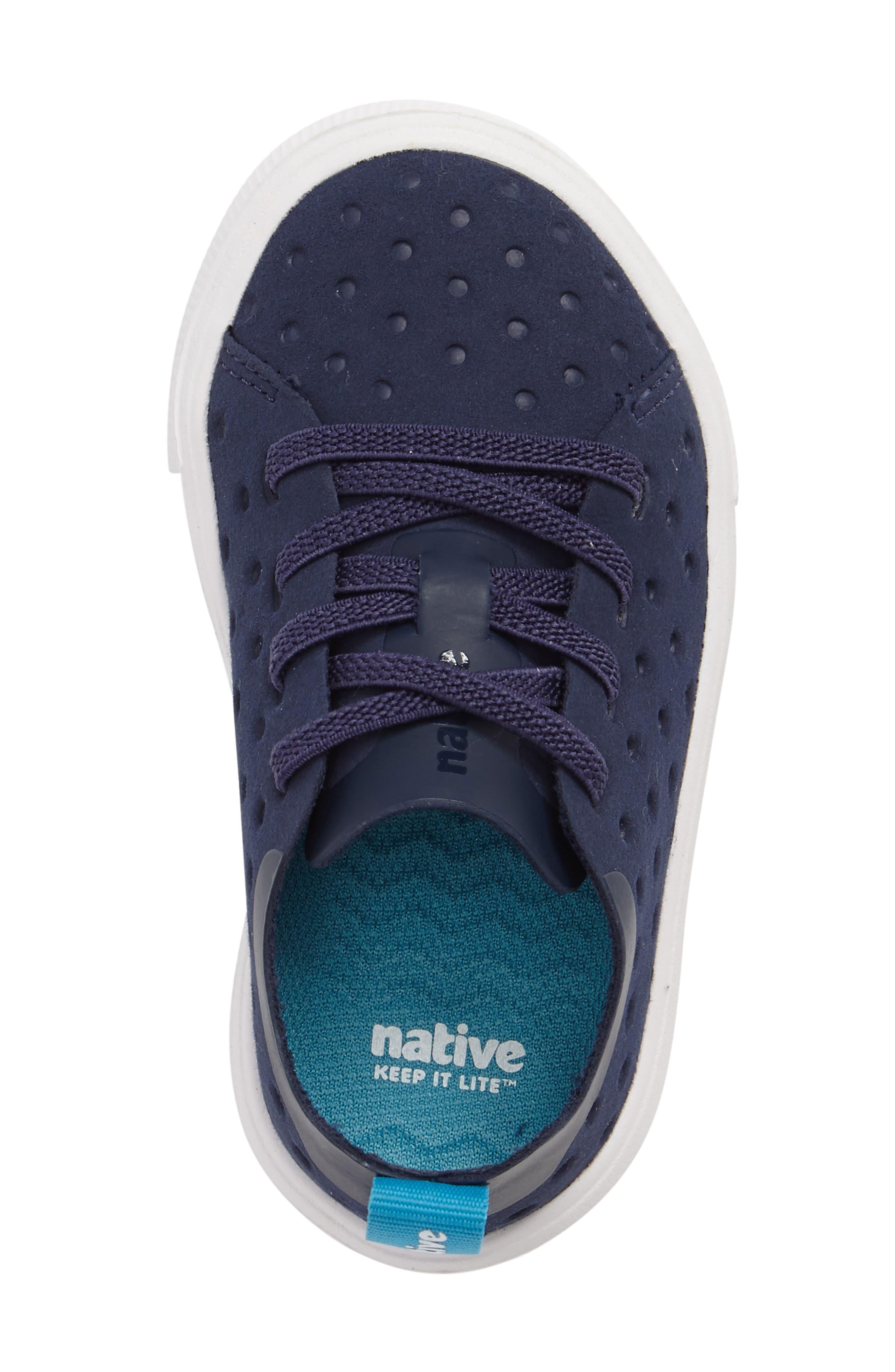 Alternate Image 5  - Native Shoes Monaco Water Repellent Sneaker (Walker, Toddler & Little Kid)