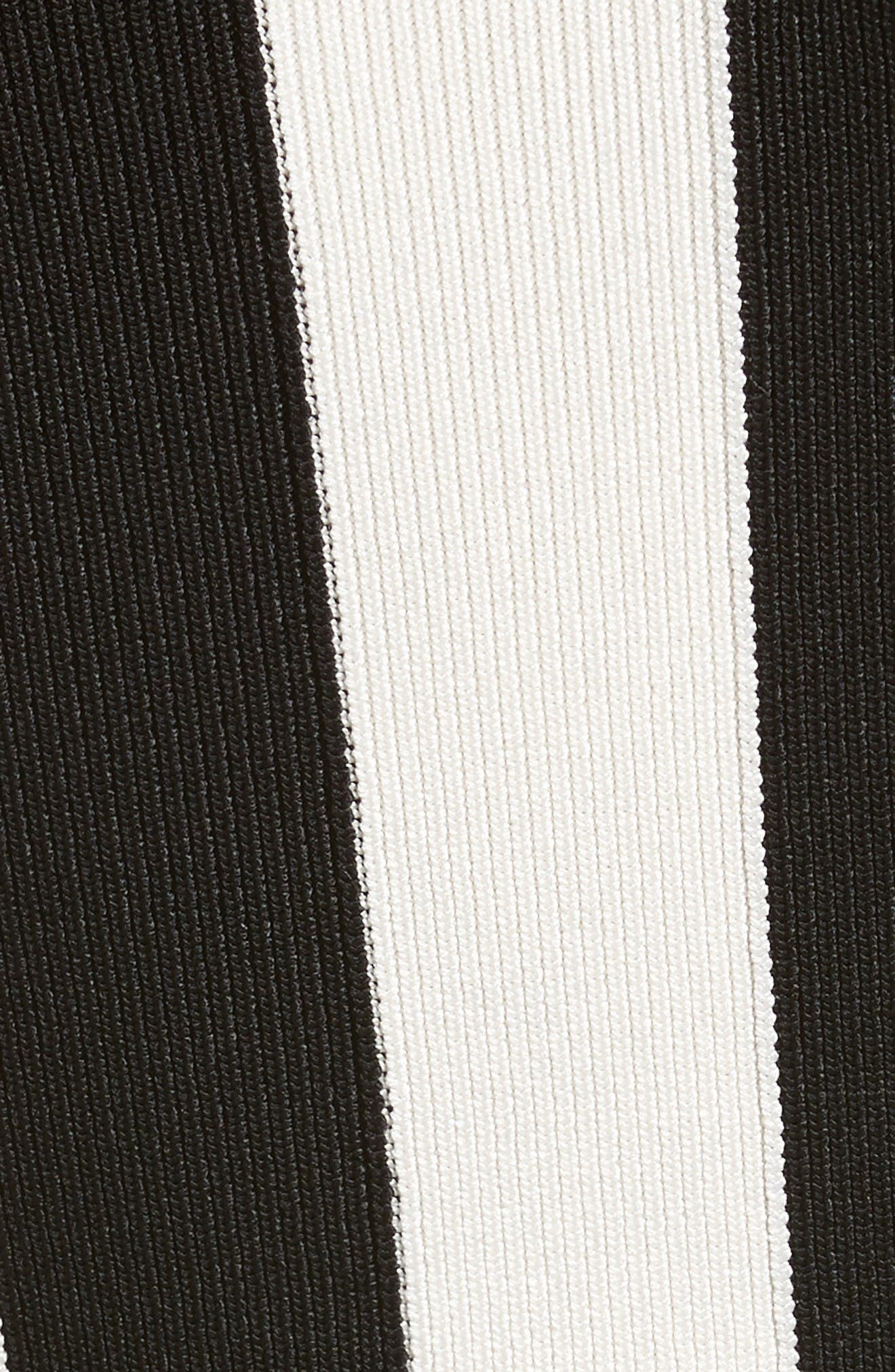 Alternate Image 3  - Monse Stripe Turtleneck