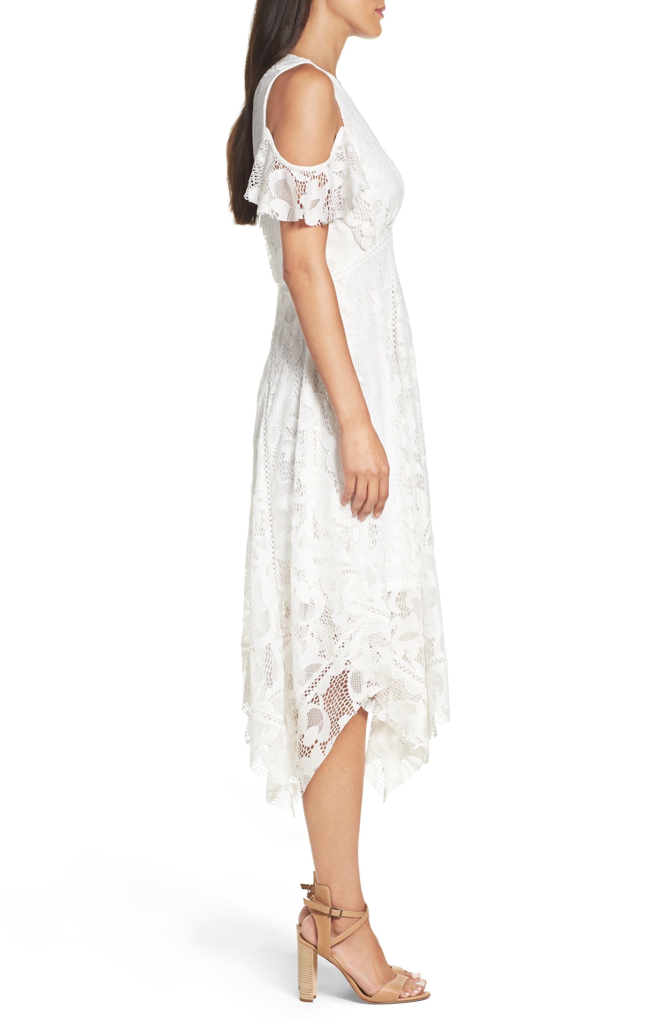 Alternate Image 3  - Taylor Dresses Alternative Midi Dress