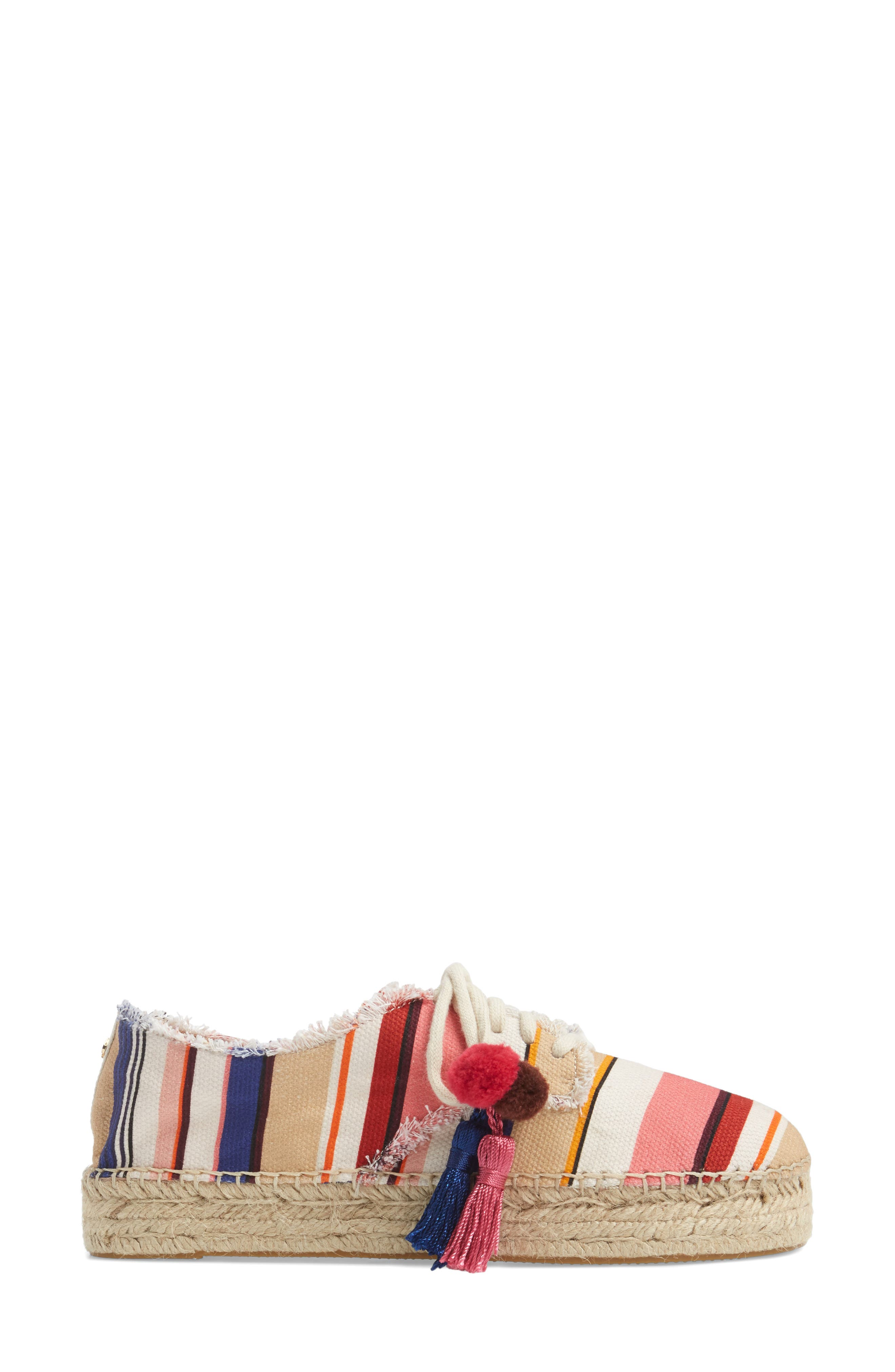 Alternate Image 3  - kate spade new york lane espadrille platform sneaker (Women)