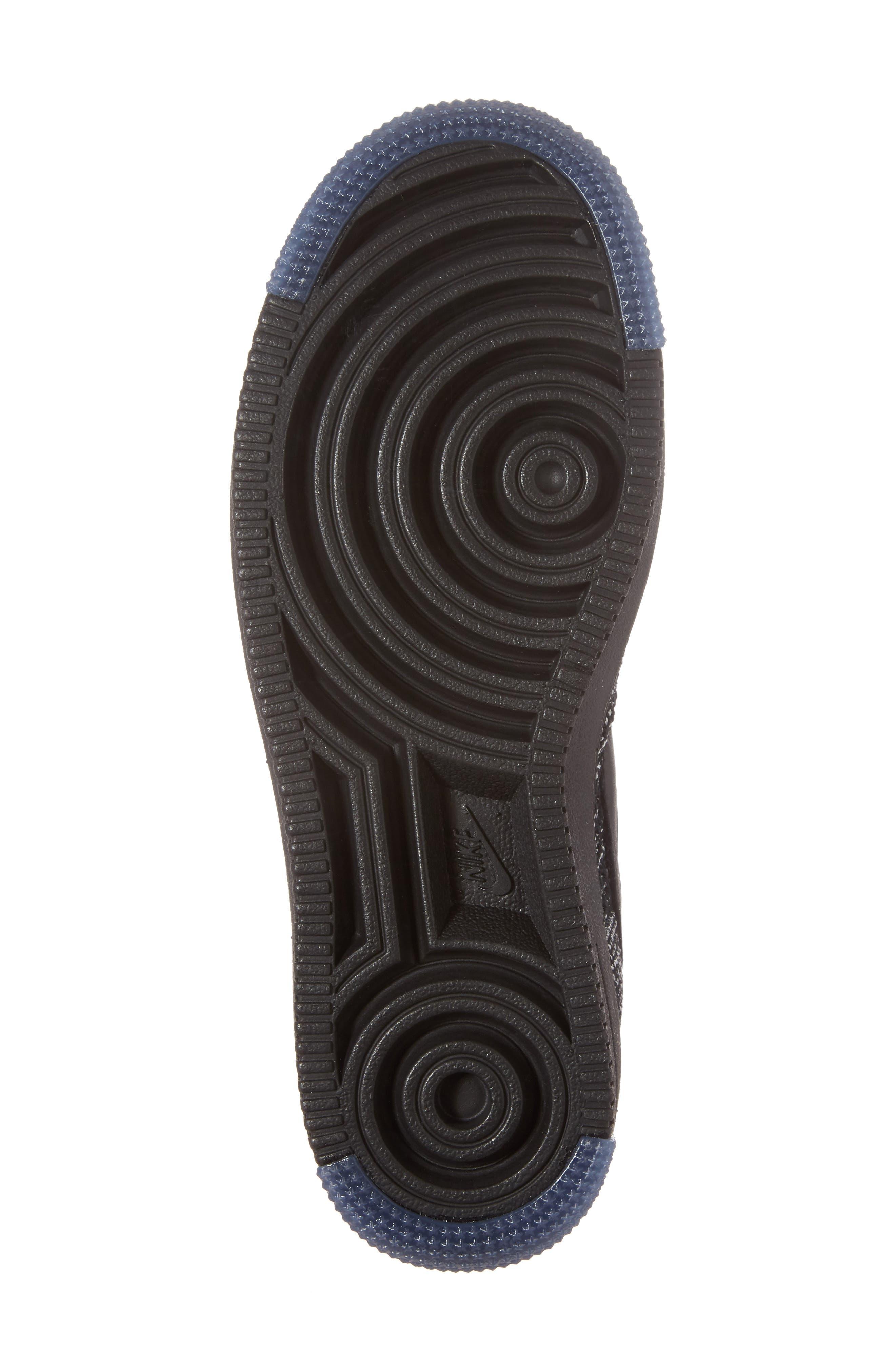 Alternate Image 6  - Nike 'Air Force 1 Flyknit Low' Sneaker (Women)