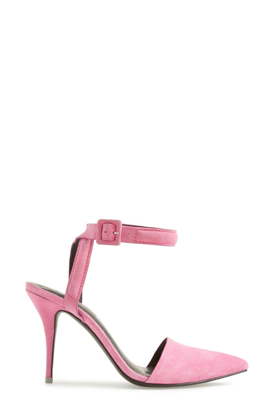 Alternate Image 4  - Alexander Wang 'Lovisa' Ankle Strap Pump (Women)