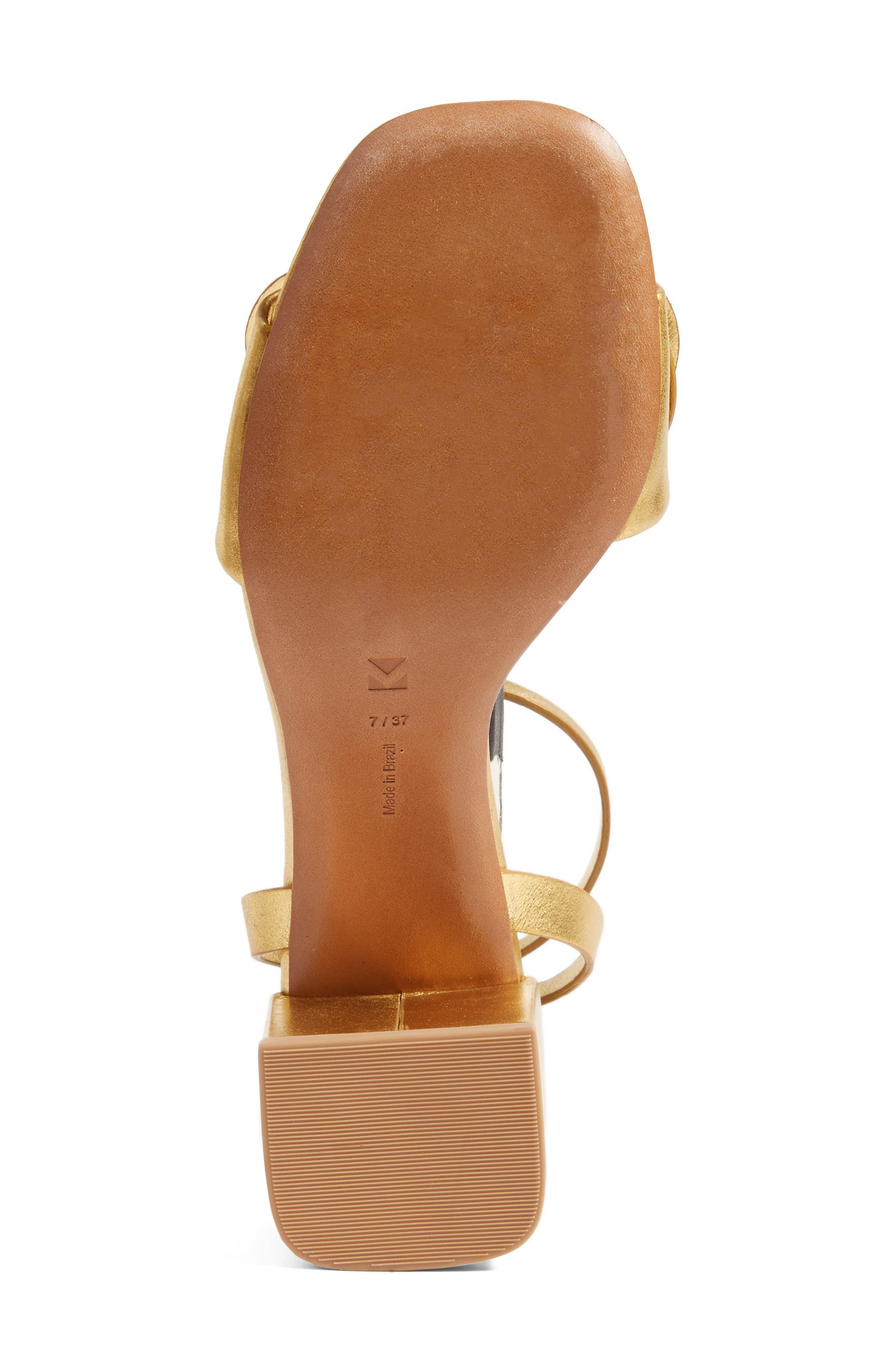 Alternate Image 6  - Mercedes Castillo Riza Block Heel Sandal (Women)
