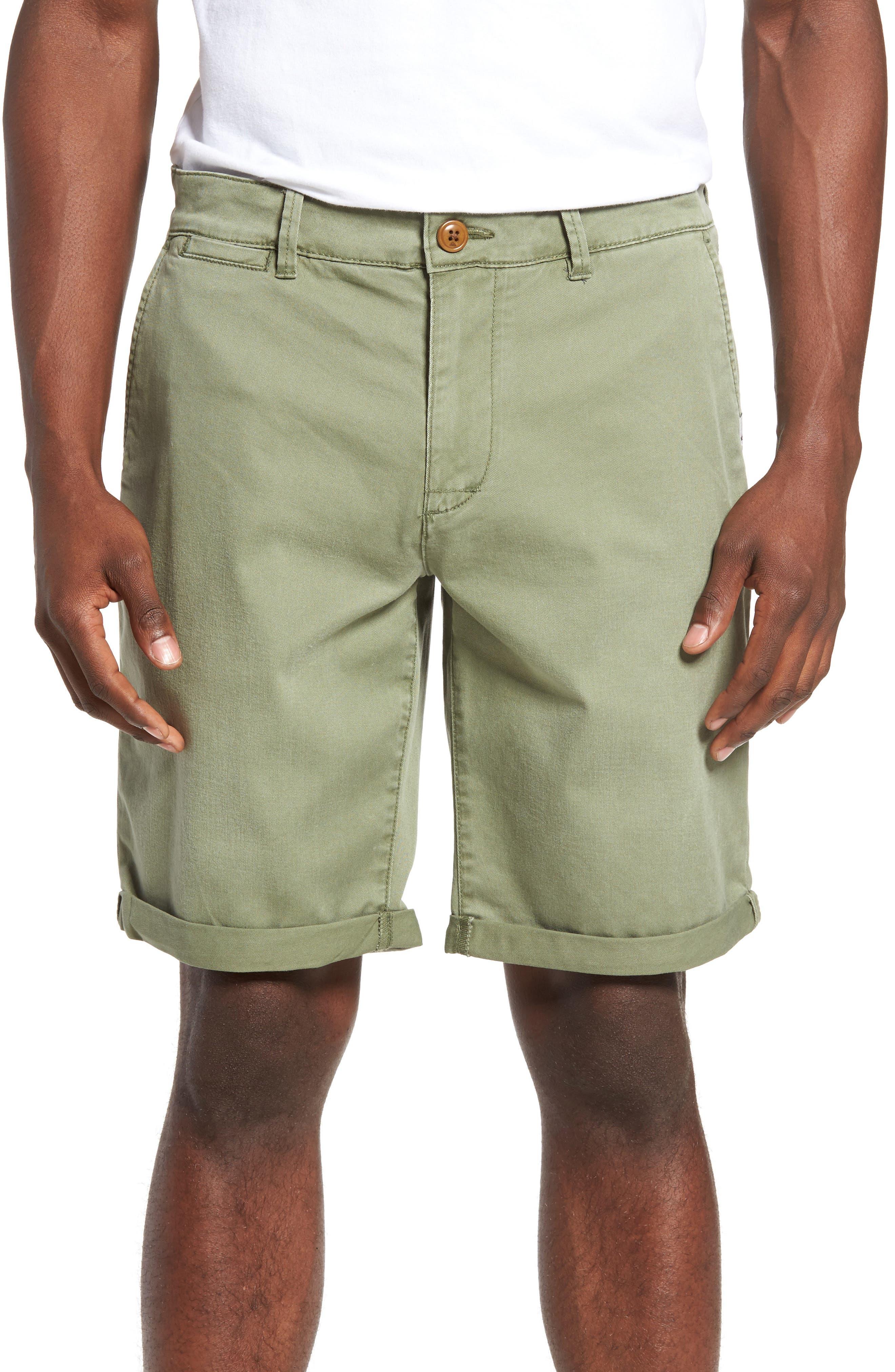 Quiksilver Krandy Chino Shorts (Regular & Big)