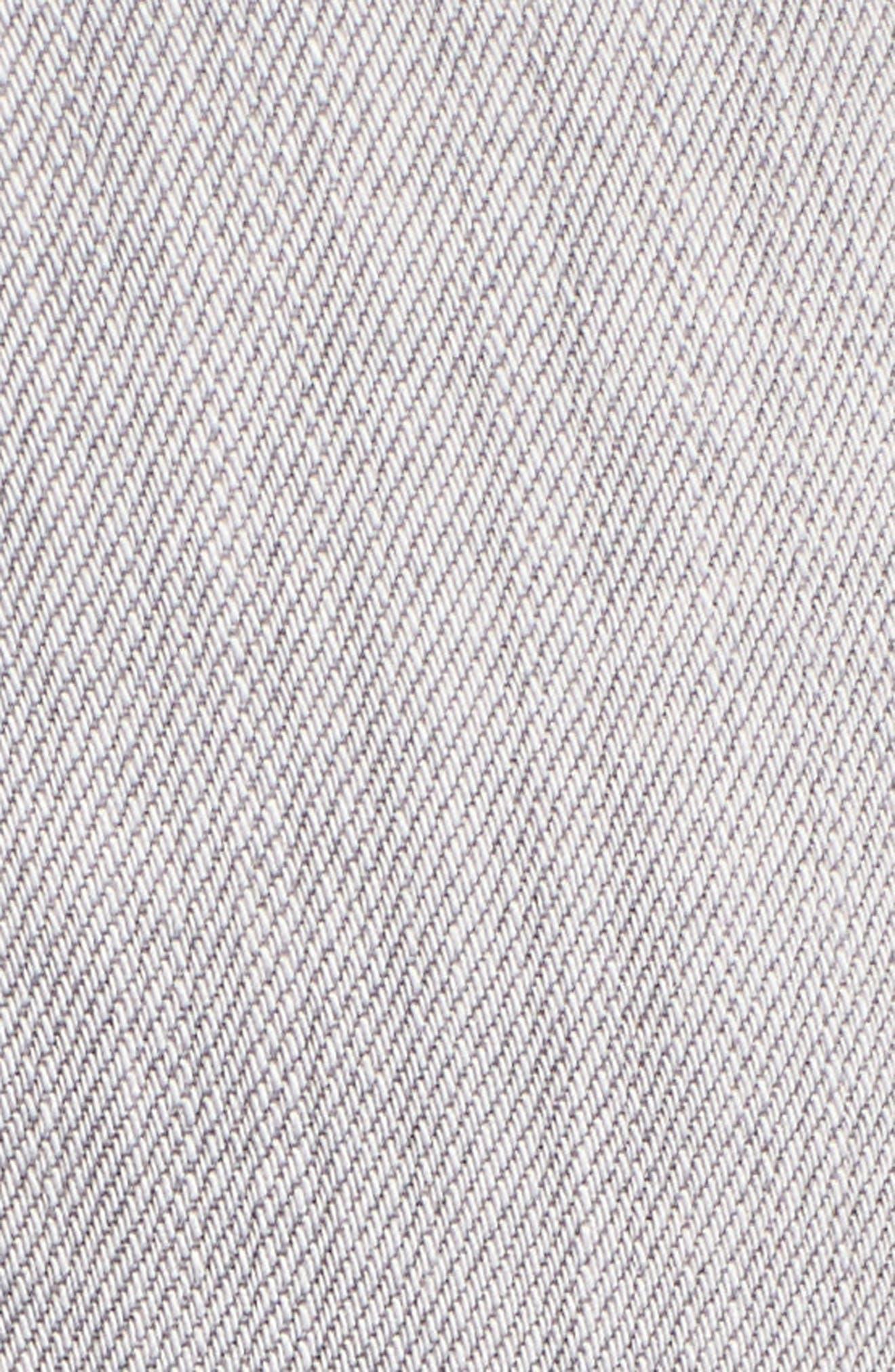 Alternate Image 5  - AG The Isabelle High Waist Crop Straight Leg Jeans