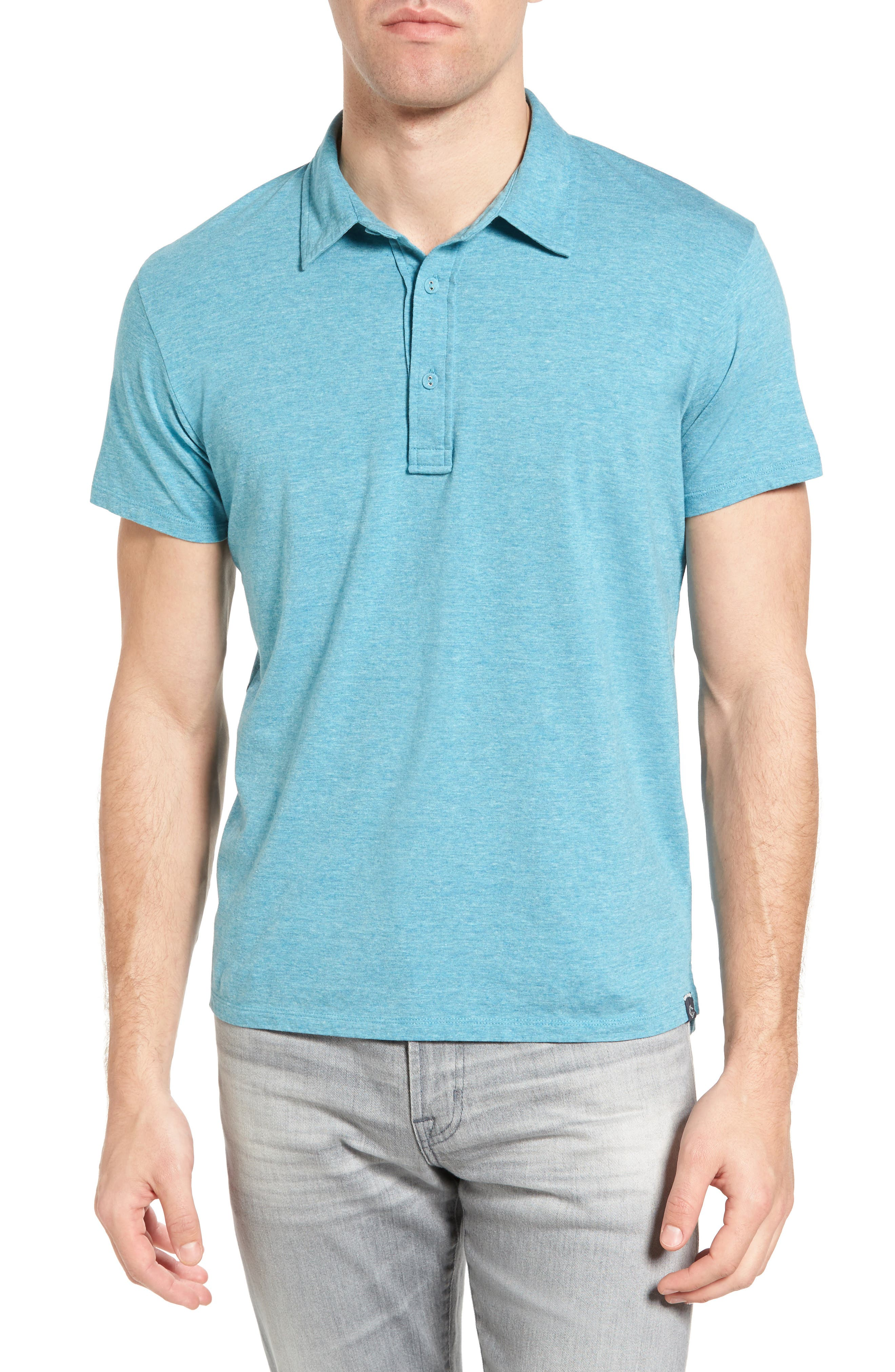 Grayers Hartford Slub Jersey Polo