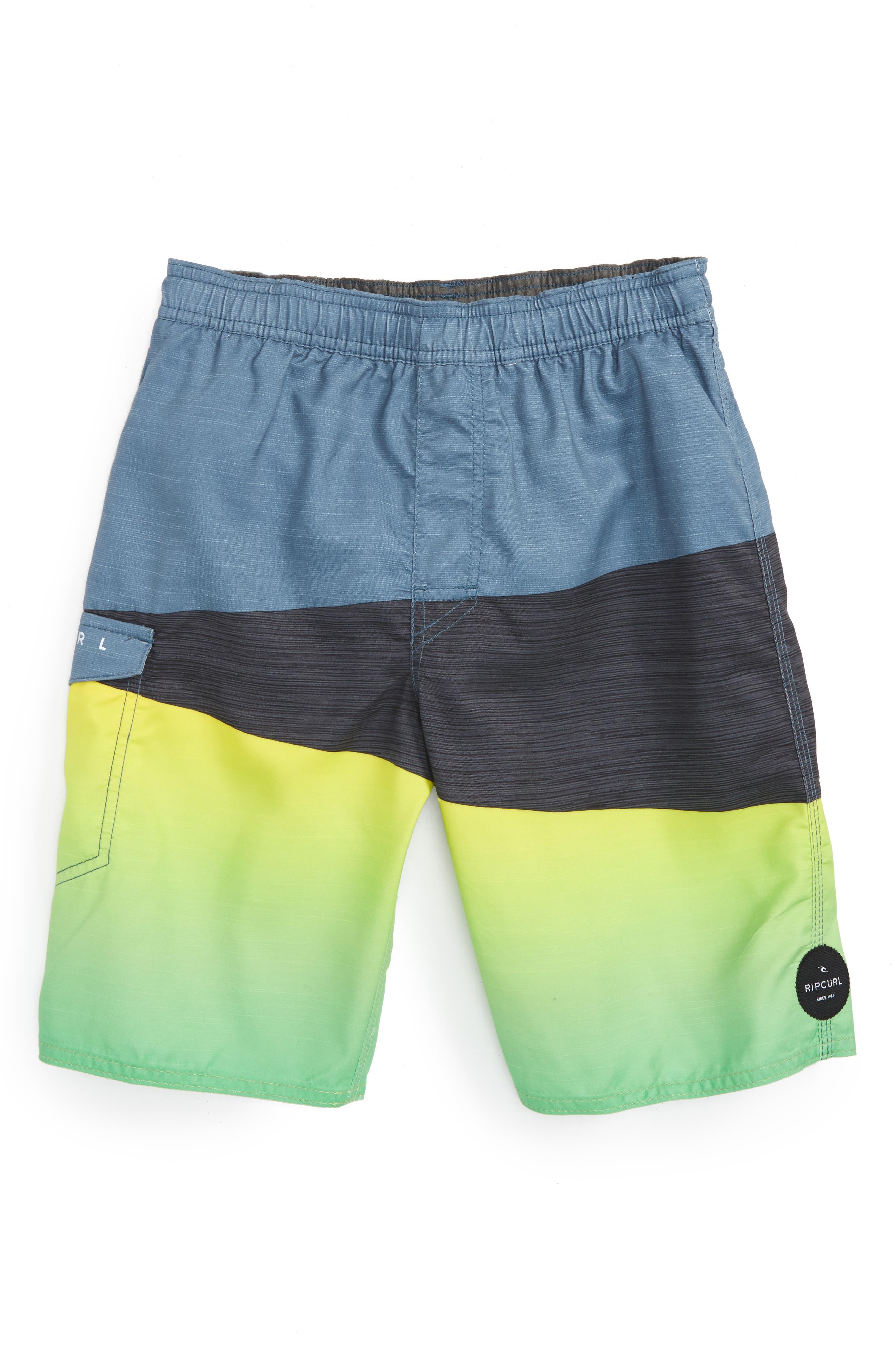 Rip Curl Wedge Board Shorts (Big Boys)